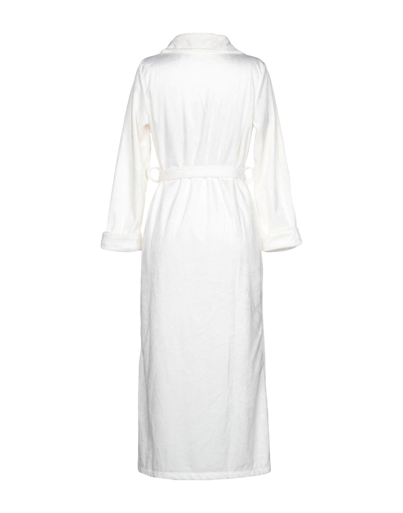 1ca6bad143 Vivis Dressing Gown in White - Lyst