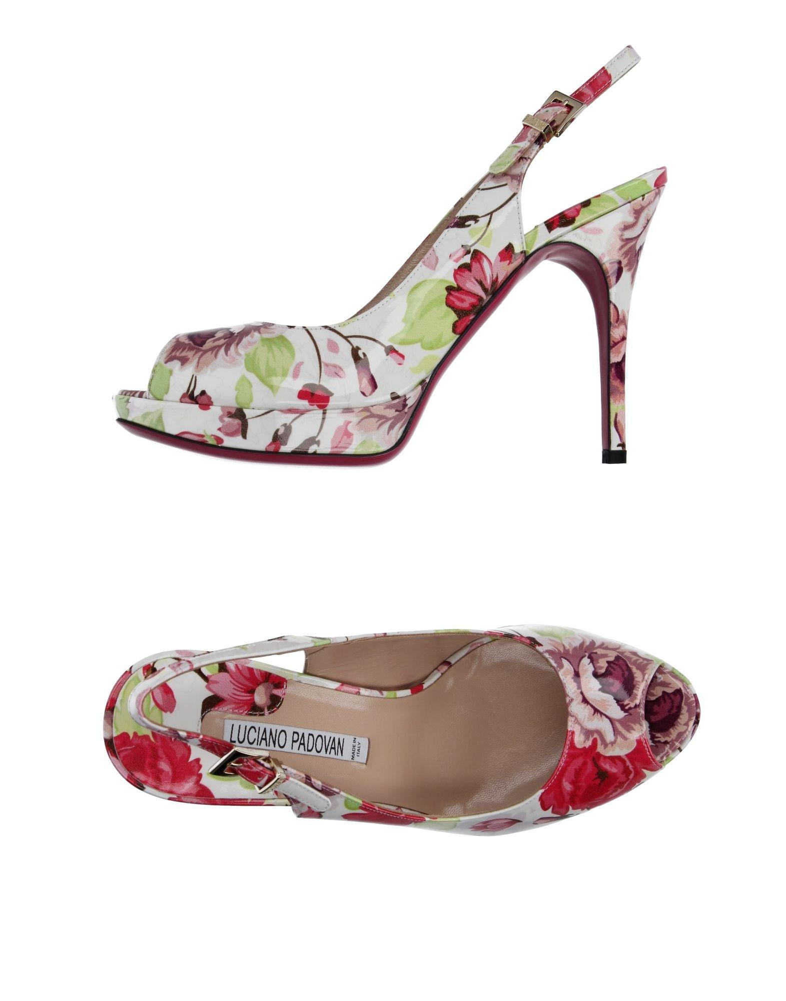 LUCIANO PADOVAN Sandals online cheap quality reliable discount 100% authentic discount 100% guaranteed aVBrMsD