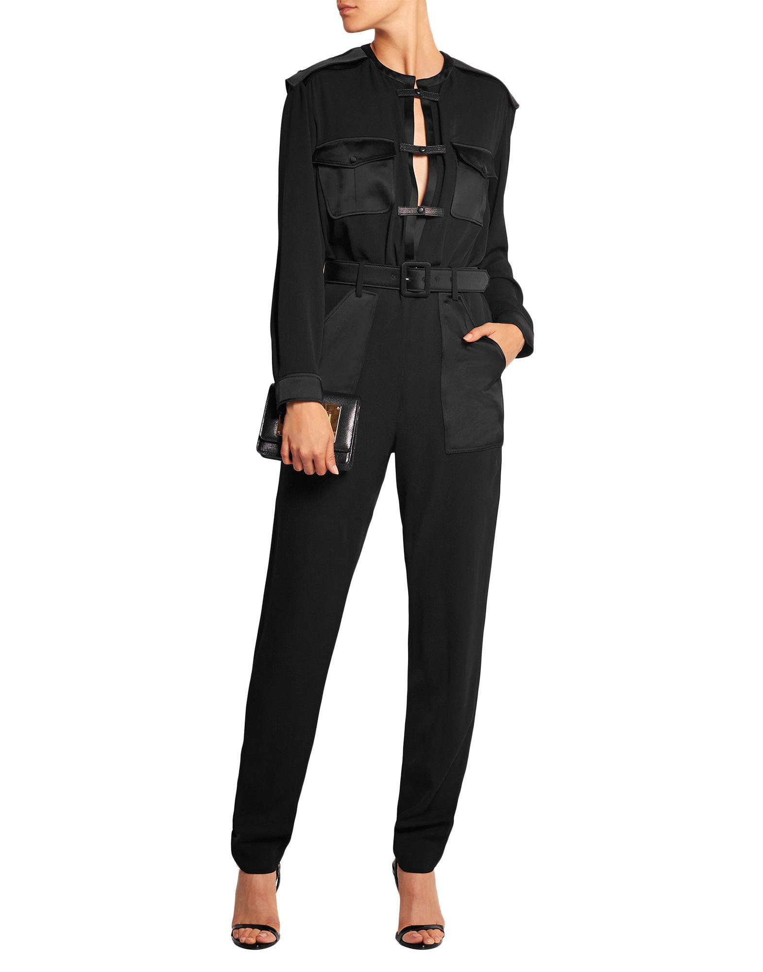 e35740c1f3e9 Lyst - Tom Ford Jumpsuit in Black