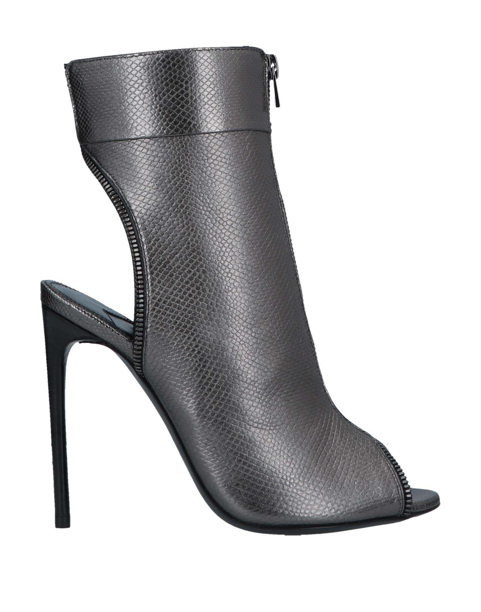 3631ce70201d Lyst - Tom Ford Ankle Boots in Gray