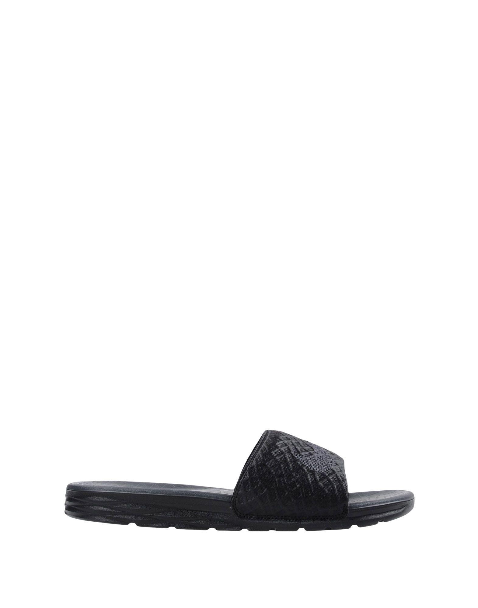 Lyst - Sandales Nike pour homme en coloris Noir b6c7273cb08