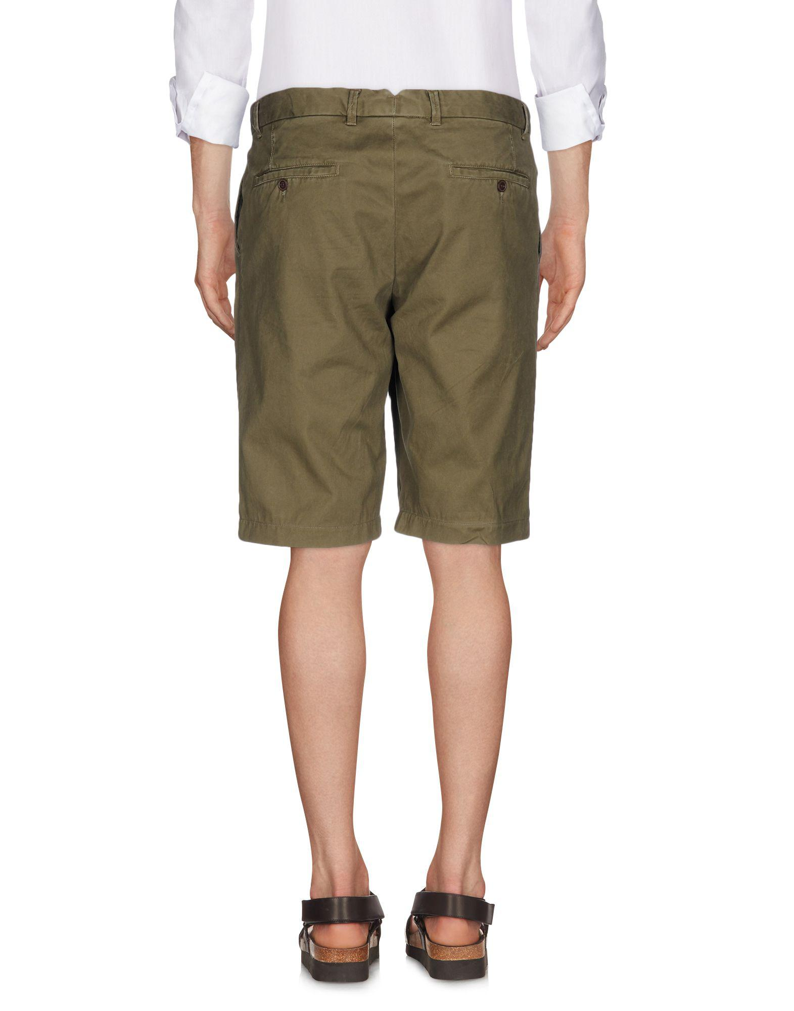 TROUSERS - Bermuda shorts RED5
