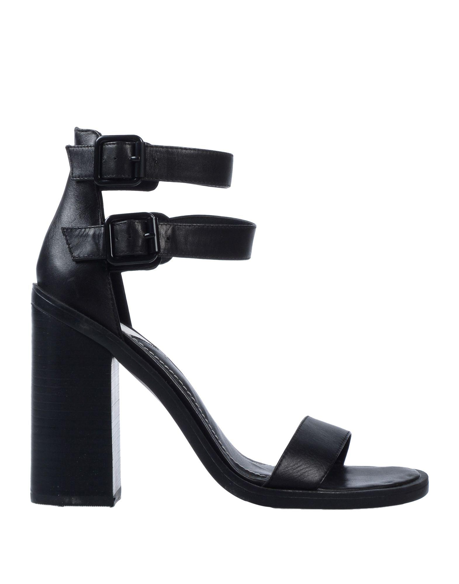 c23ea06c8fcd Lyst - Windsor Smith Sandals in Black