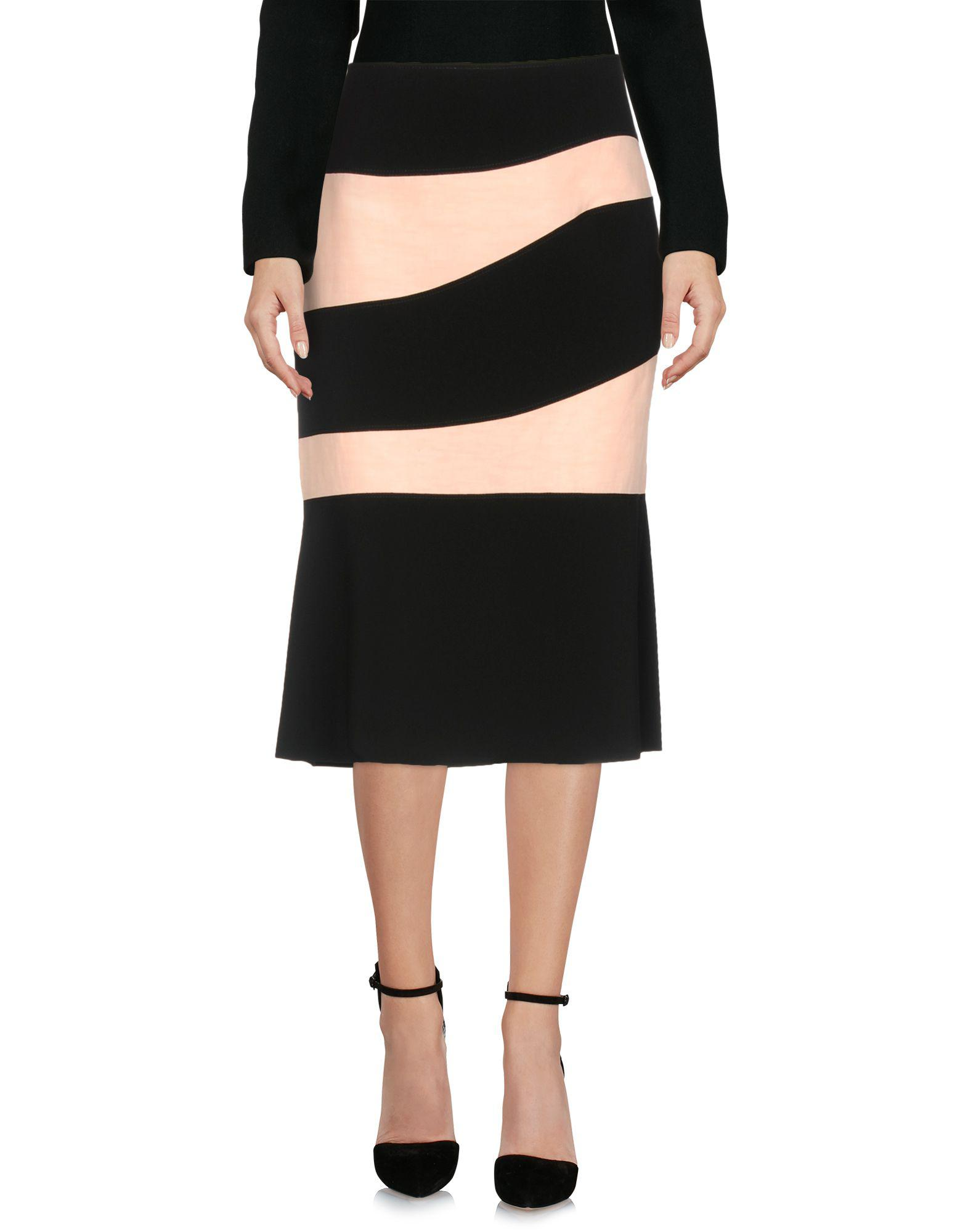 SKIRTS - 3/4 length skirts Cedric Charlier Cheap Excellent cPv9h3uA