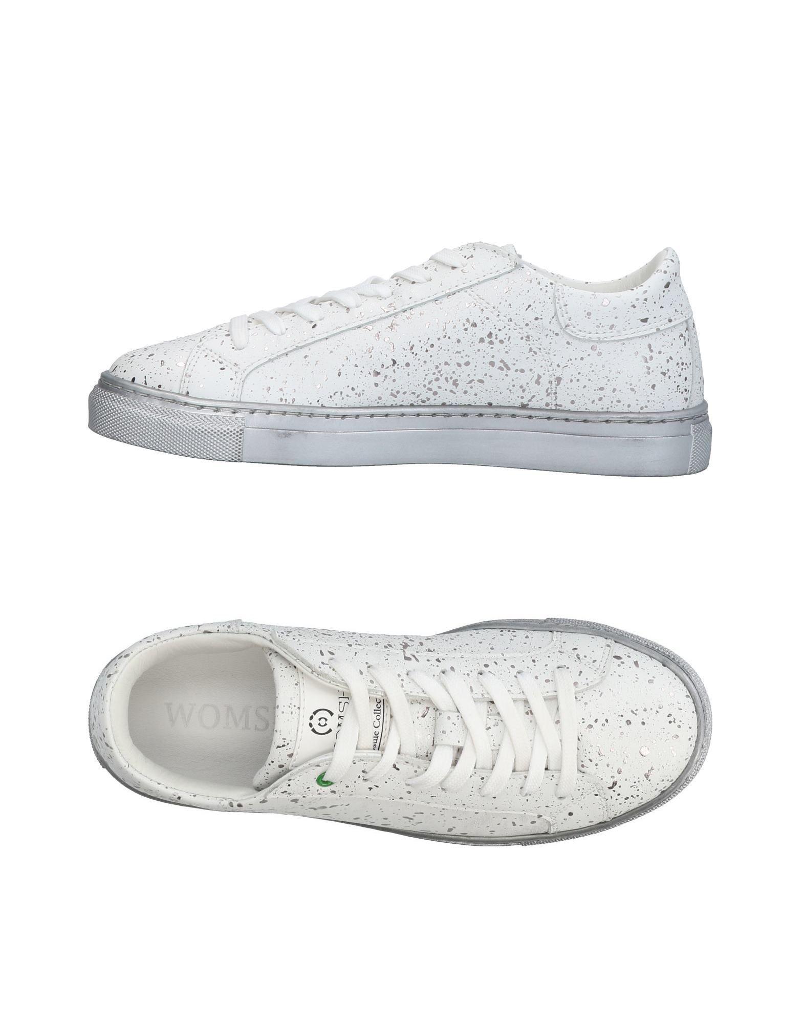Chaussures - Bas-tops Et Baskets Womsh 1FttvXhkBL