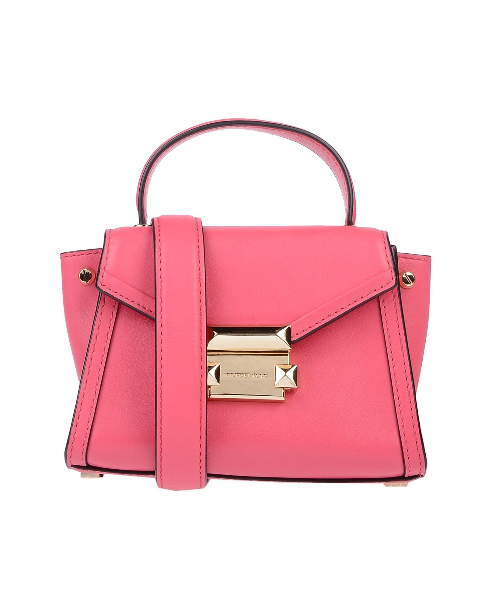 0fafbfaab51bec MICHAEL Michael Kors Handbag in Pink - Lyst