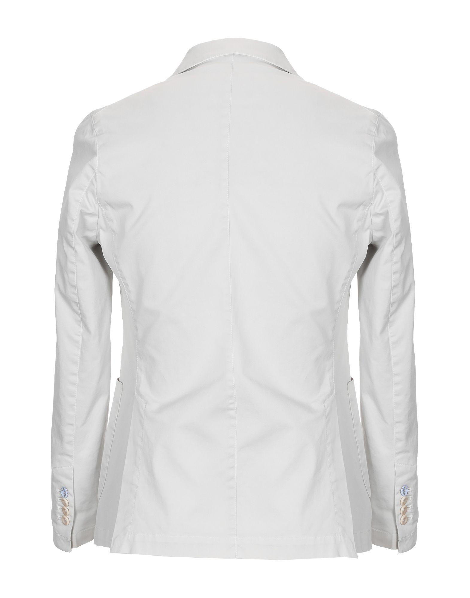 5bcc7a3923 Lyst - Barbati Blazer in Gray for Men