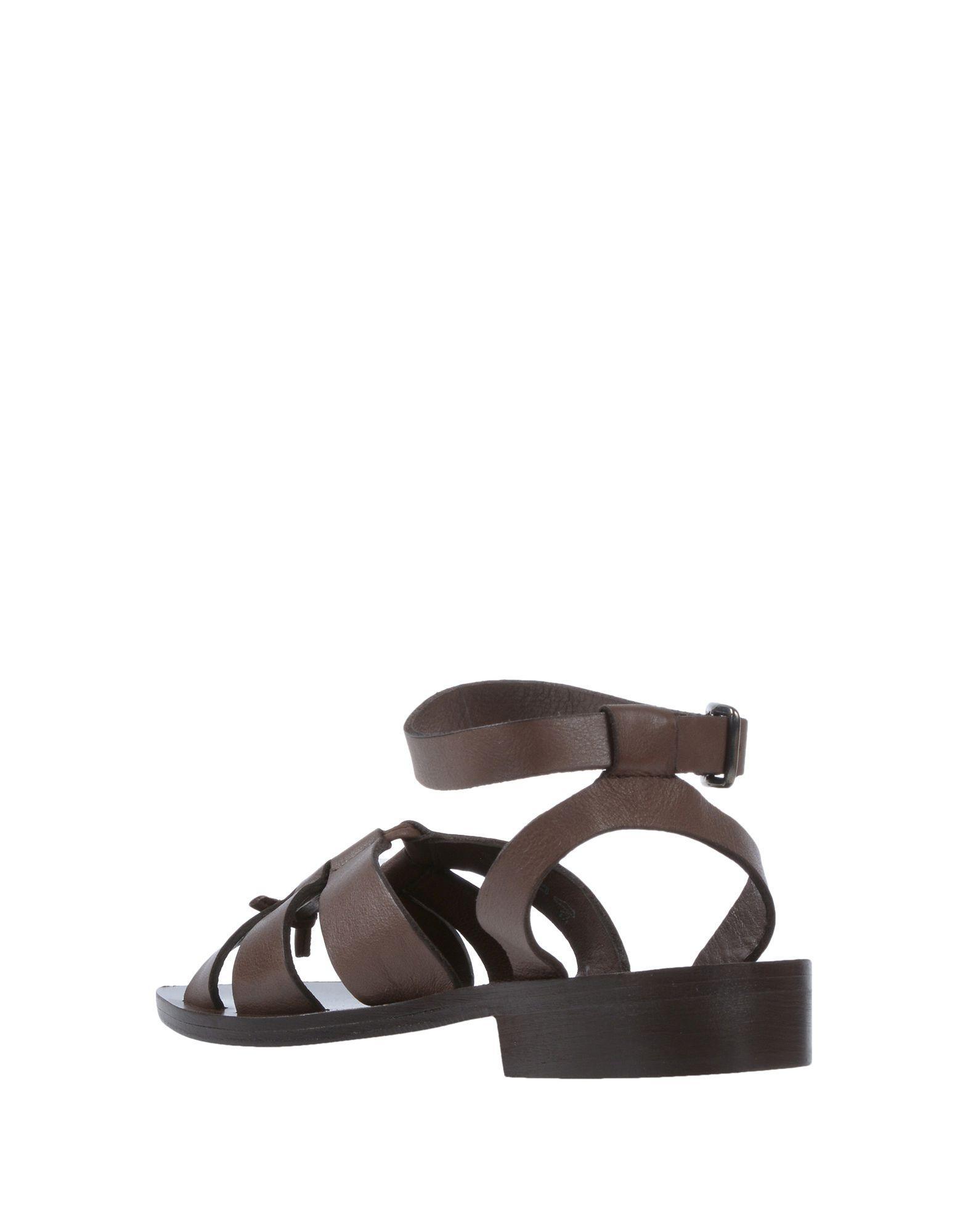 71a97b69ce6e Lyst - Boemos Sandals in Brown