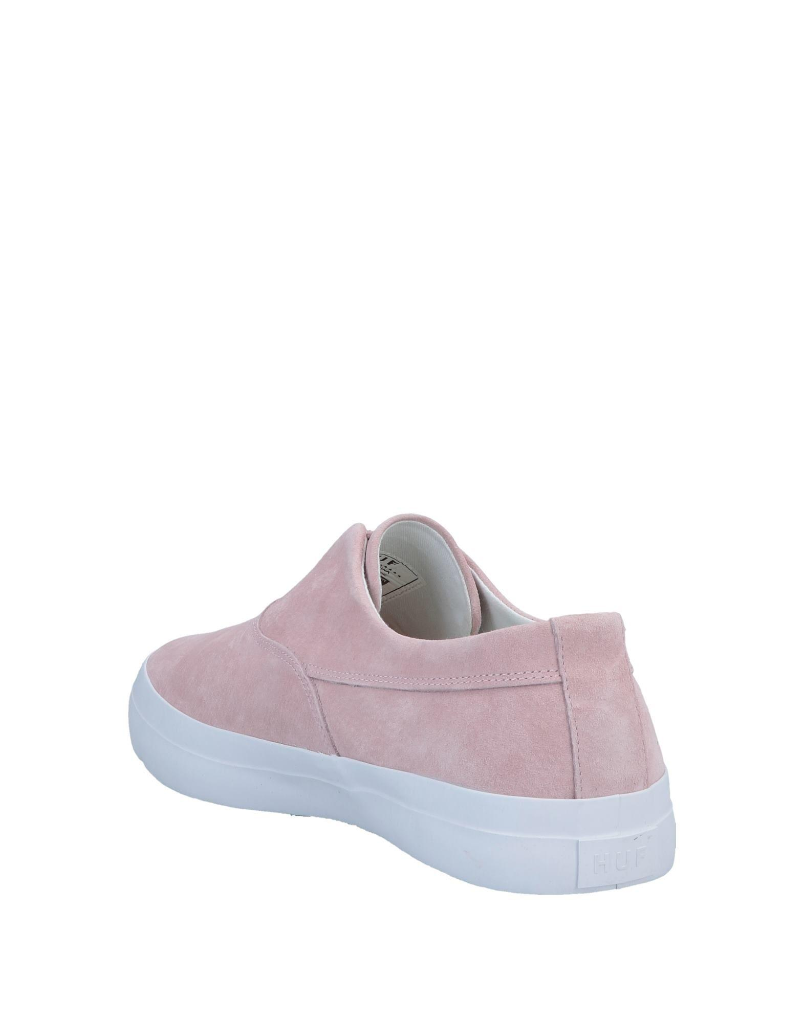 0a1a93fc1a204 Lyst - Huf Low-tops & Sneakers in Pink for Men