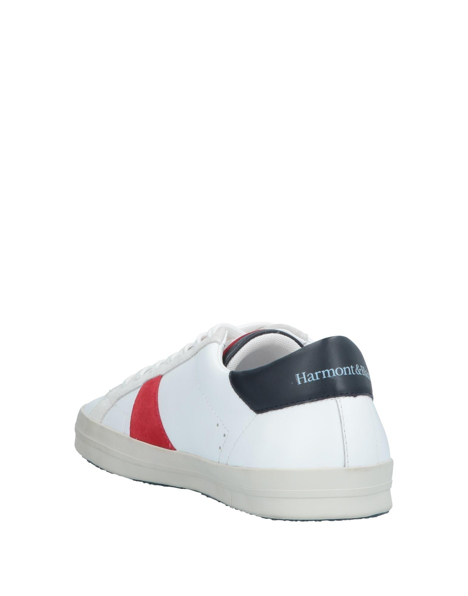 new concept e8935 ac153 harmontblaine-White-Low-tops-Sneakers.jpeg