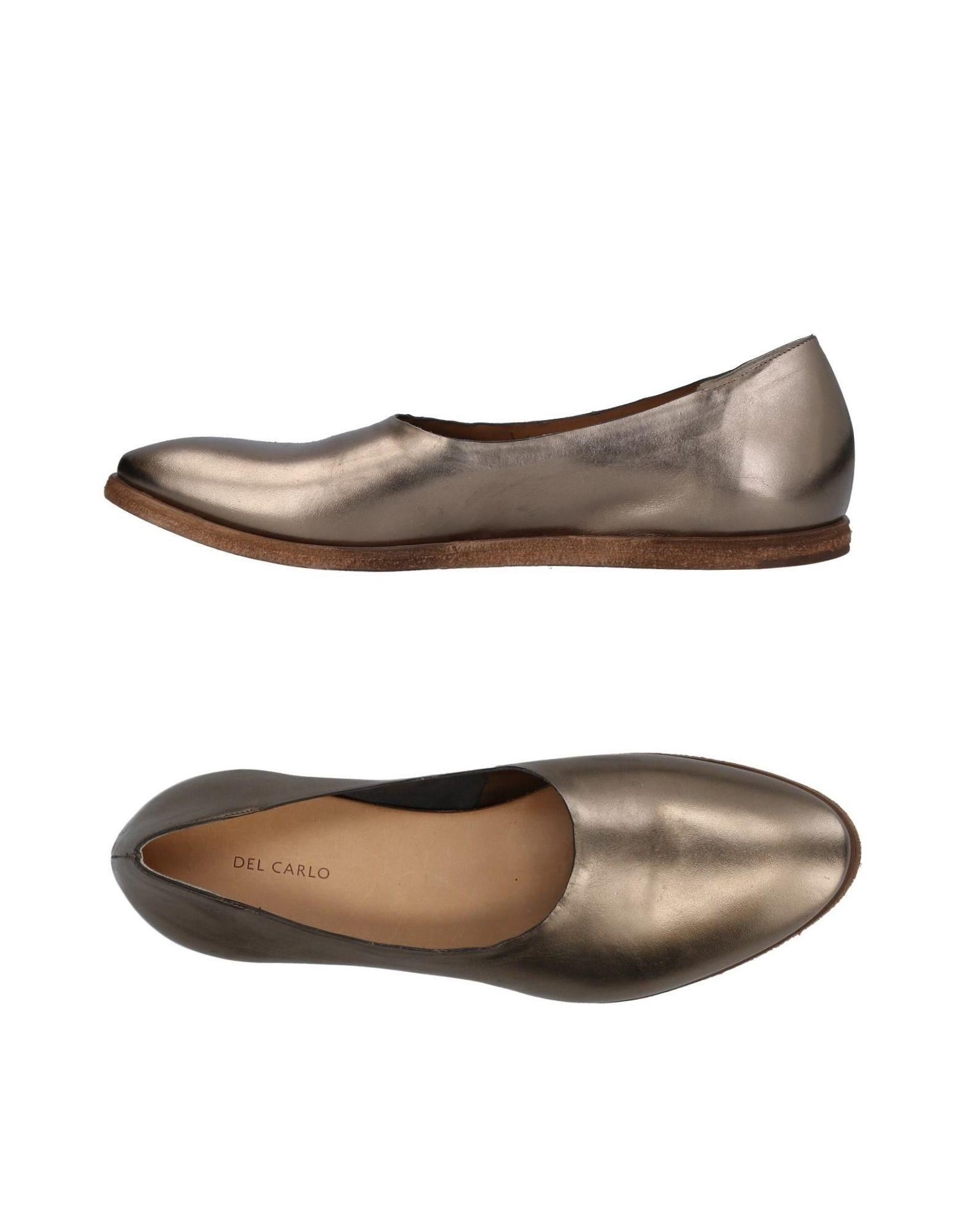 FOOTWEAR - Ballet flats Roberto Del Carlo Perfect Cheap Price Low Shipping Fee Sale Online Cheap Sale Footlocker Pictures Clearance New Arrival 0zPsjisaEW
