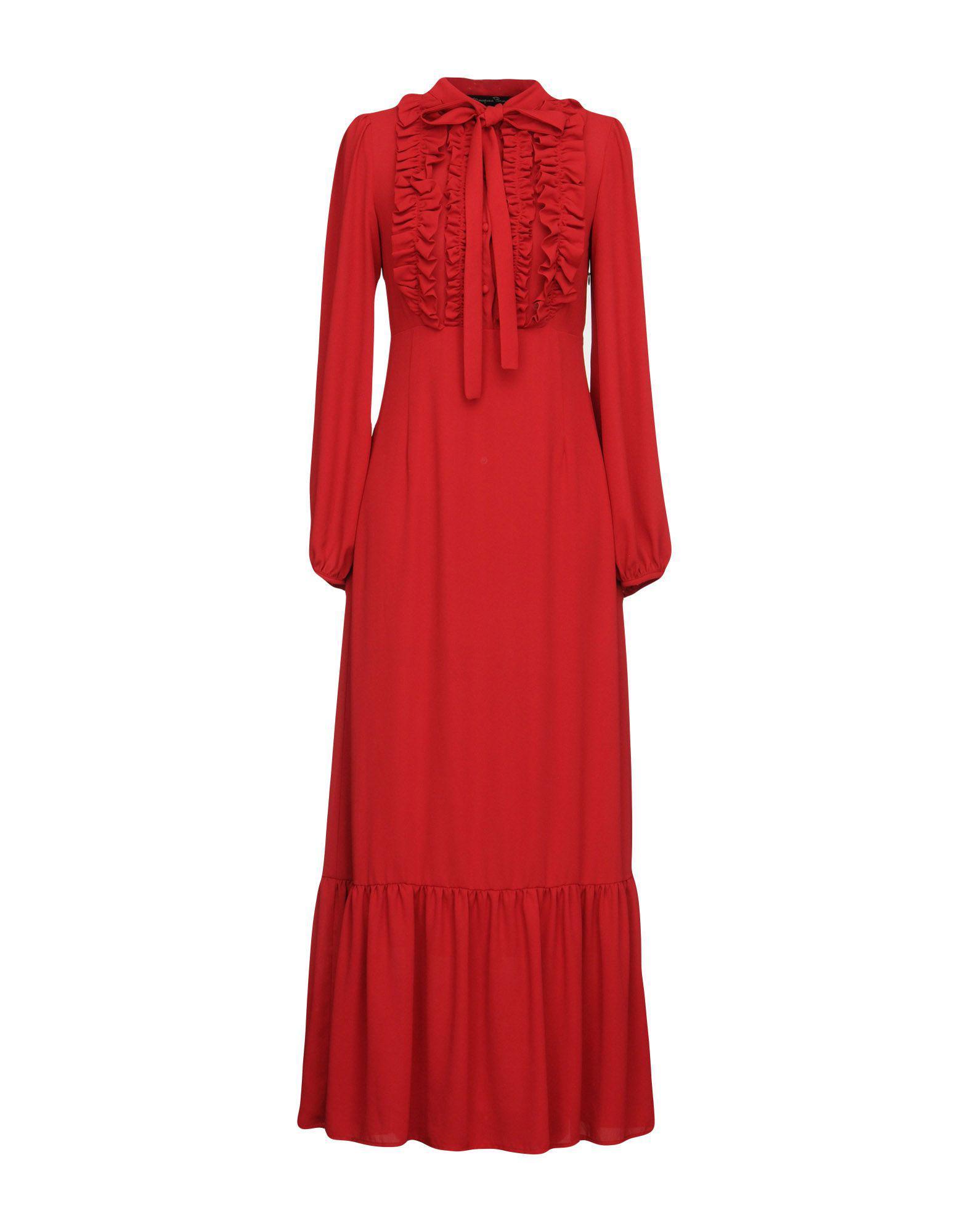 DRESSES - Long dresses Mariagrazia Panizzi Pre Order Good Selling Online 8oZXKXu