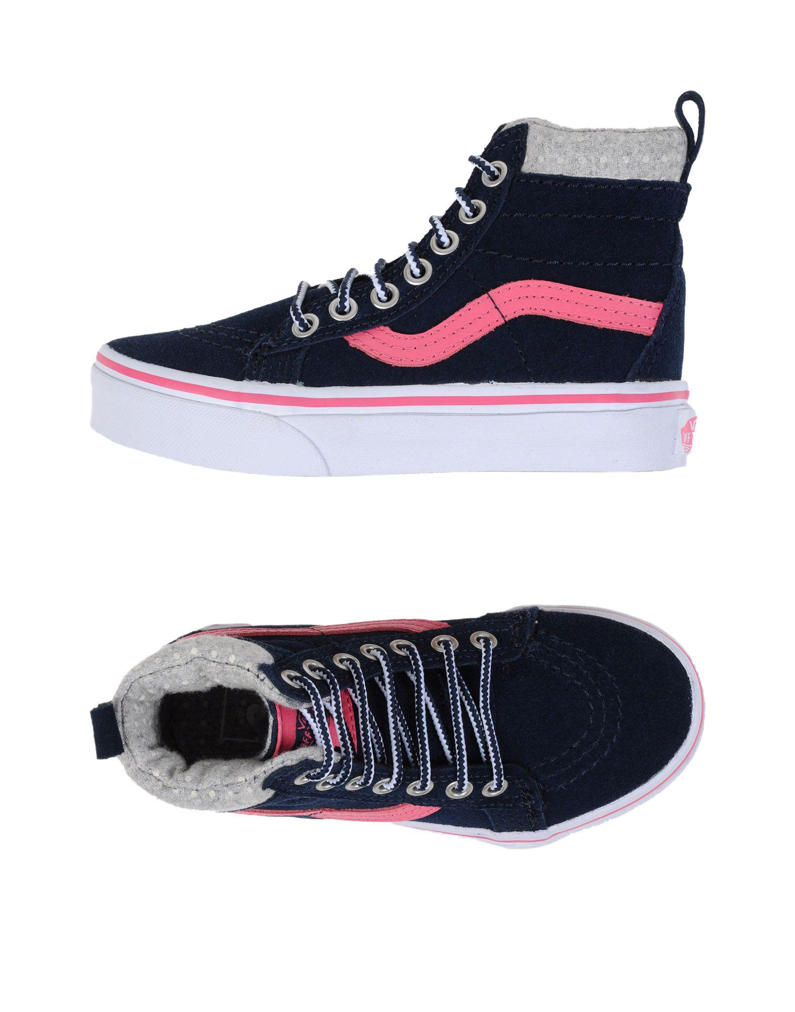 a531a780ca Lyst - Vans High-tops   Sneakers in Blue for Men