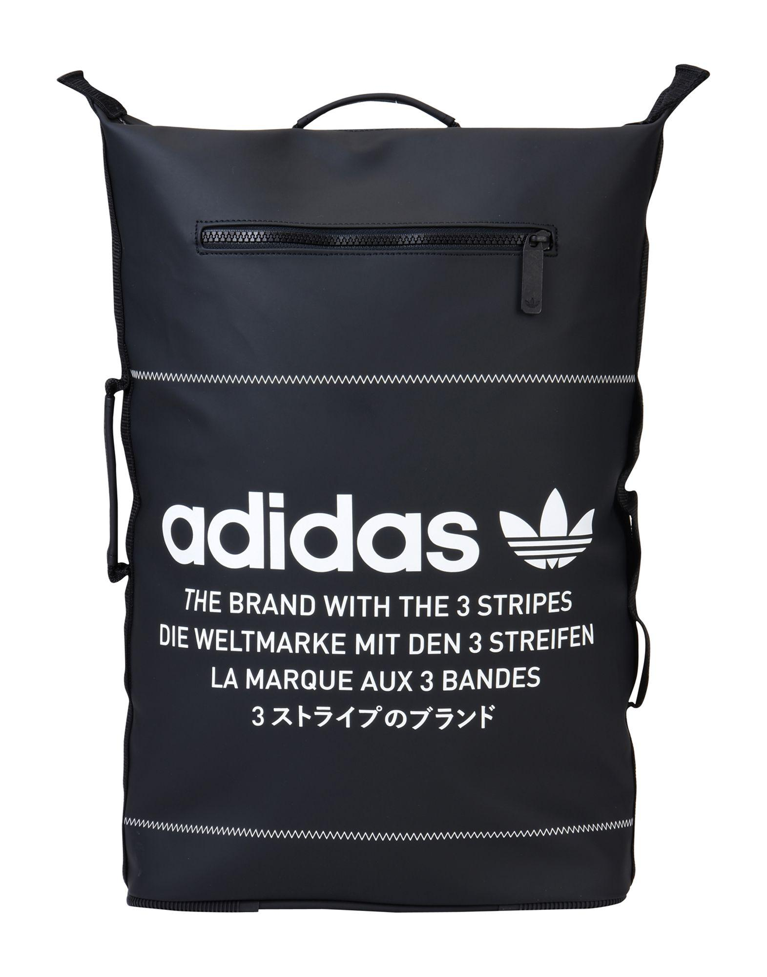 b880f05c76 adidas Originals Backpacks   Bum Bags in Black - Lyst