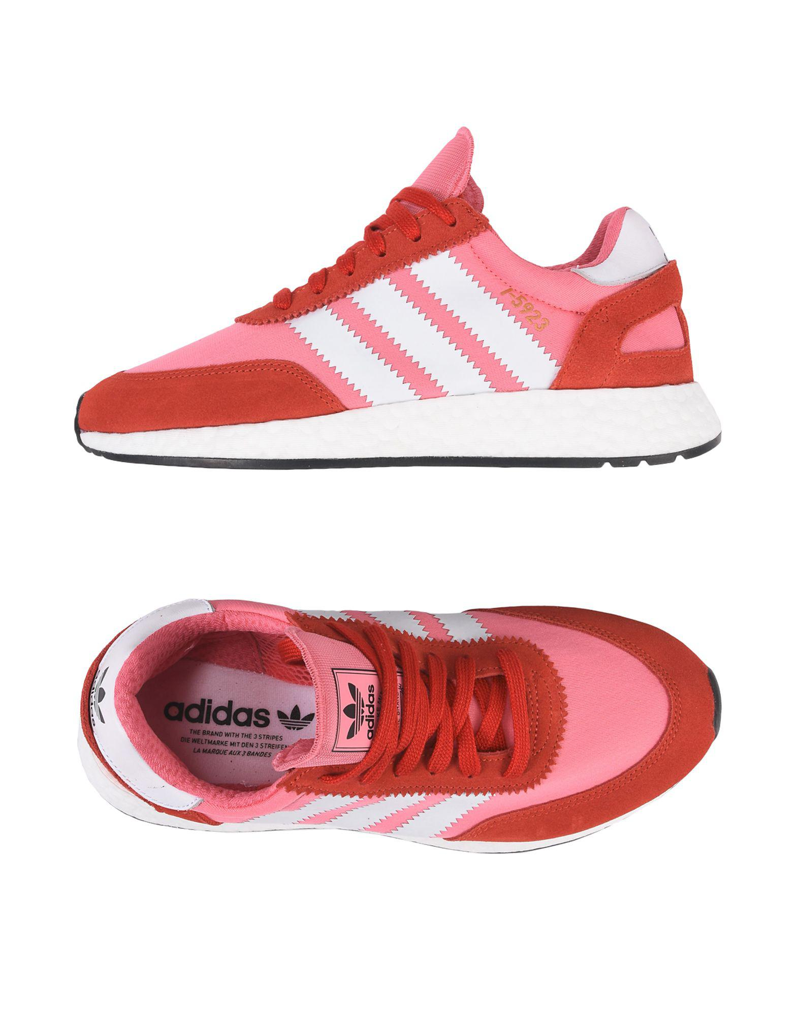 fc76ed59d8a Sneakers Low Pink Adidas Tops Originals In amp; Lyst wCnSFz