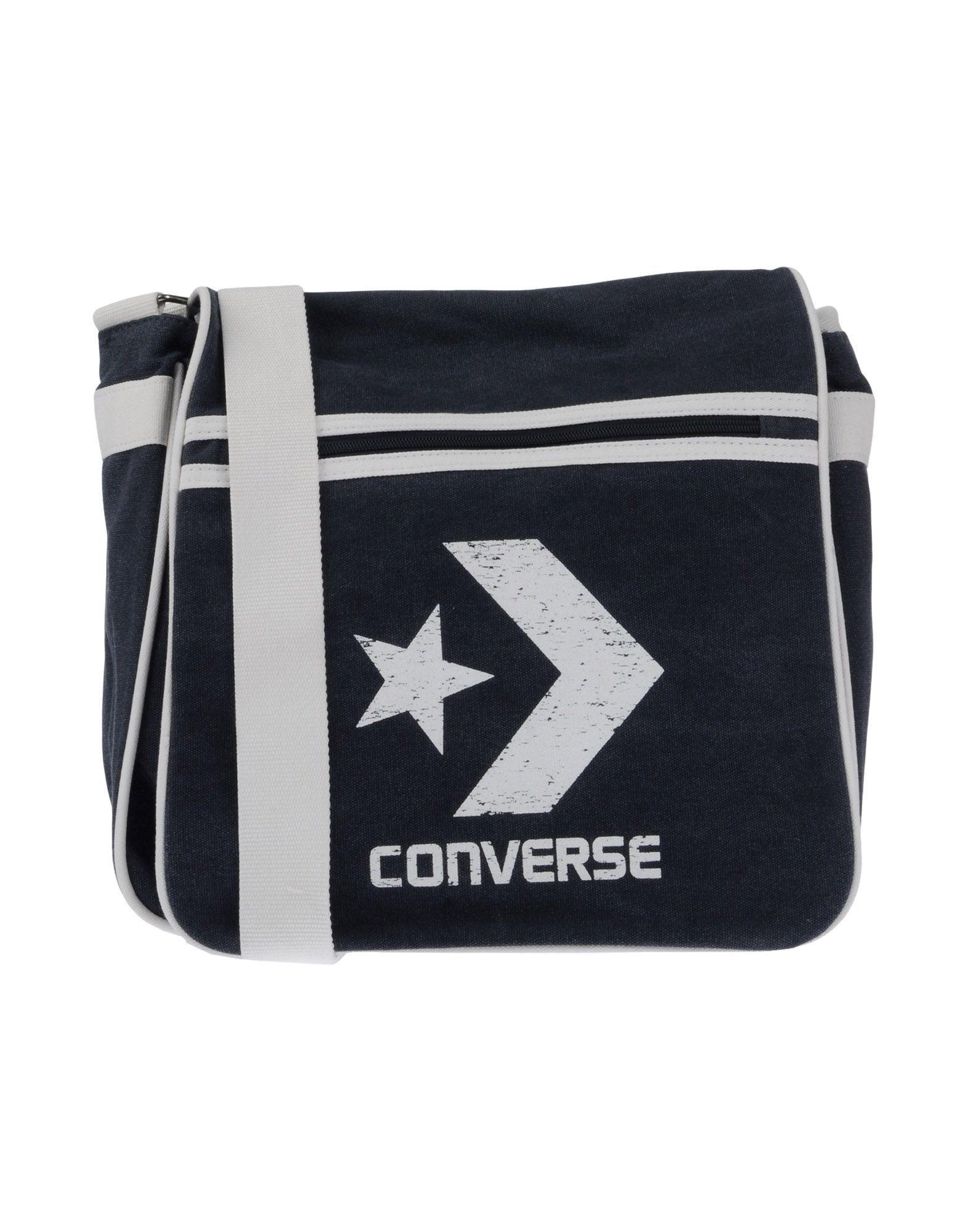 cd0d0e2779c Lyst - Converse Cross-body Bags in Blue