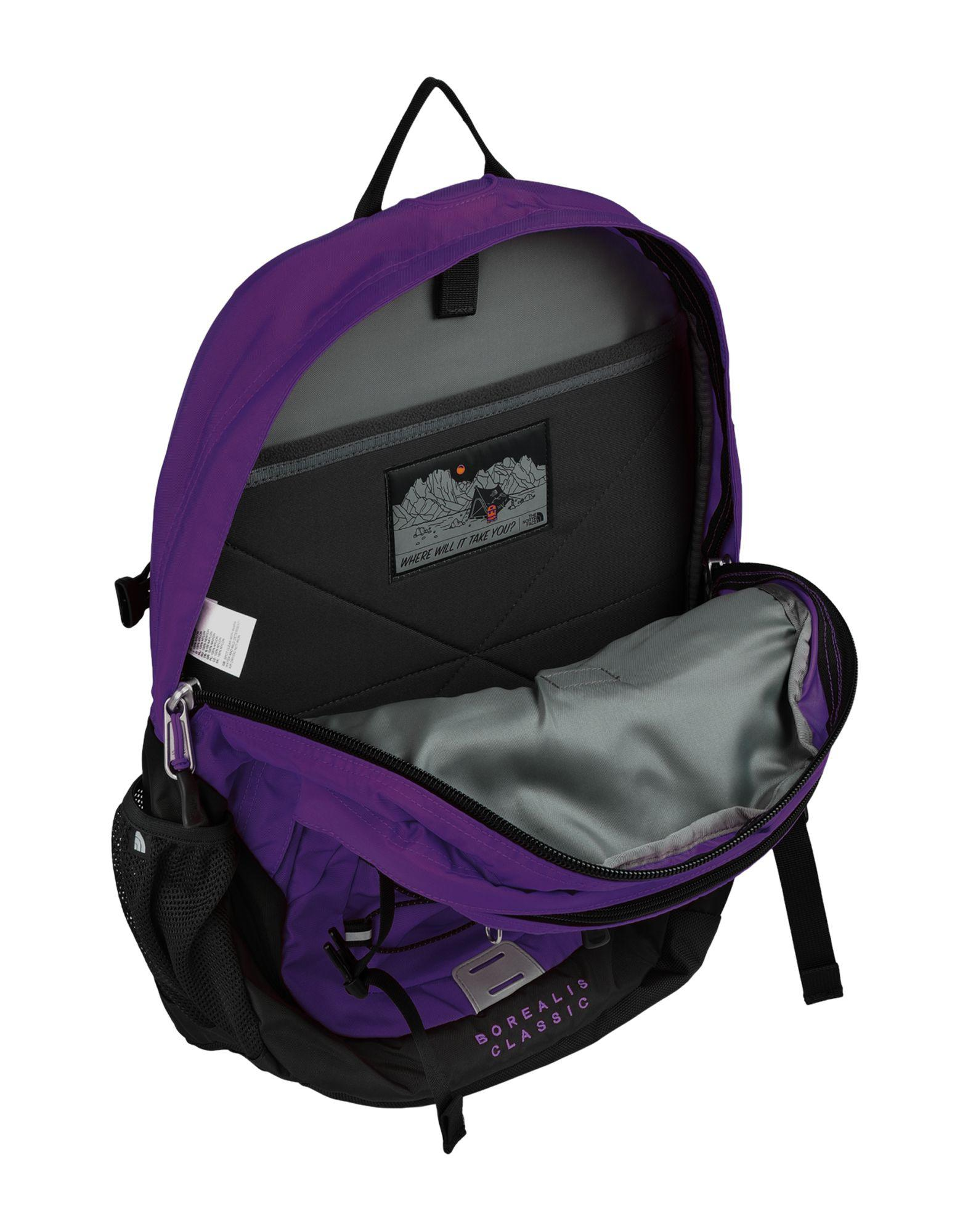 23ecb8e9cc The North Face Backpacks   Bum Bags in Purple - Lyst