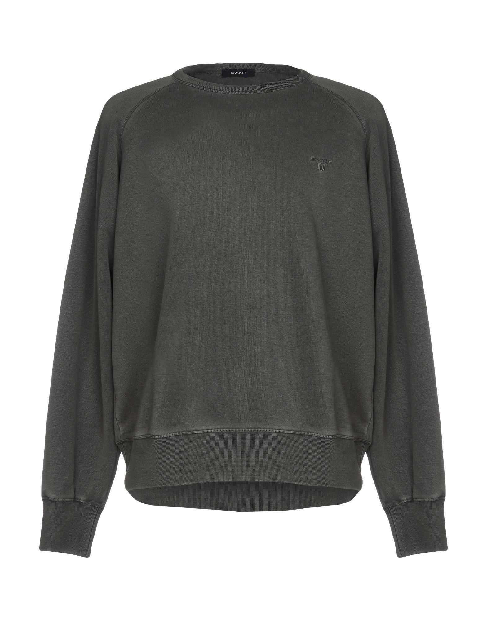 f1777530d7b Lyst - Gant Sweatshirt in Gray for Men