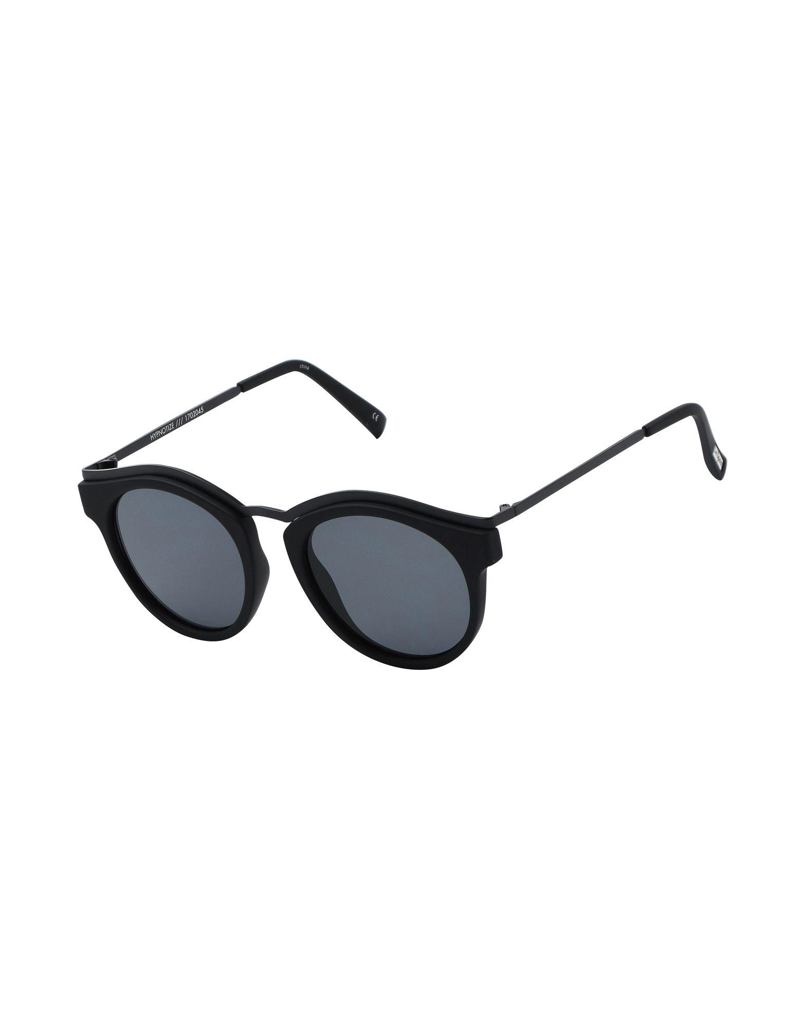 7c8fed444eb Le Specs Sunglasses in Black - Save 56.52173913043478% - Lyst