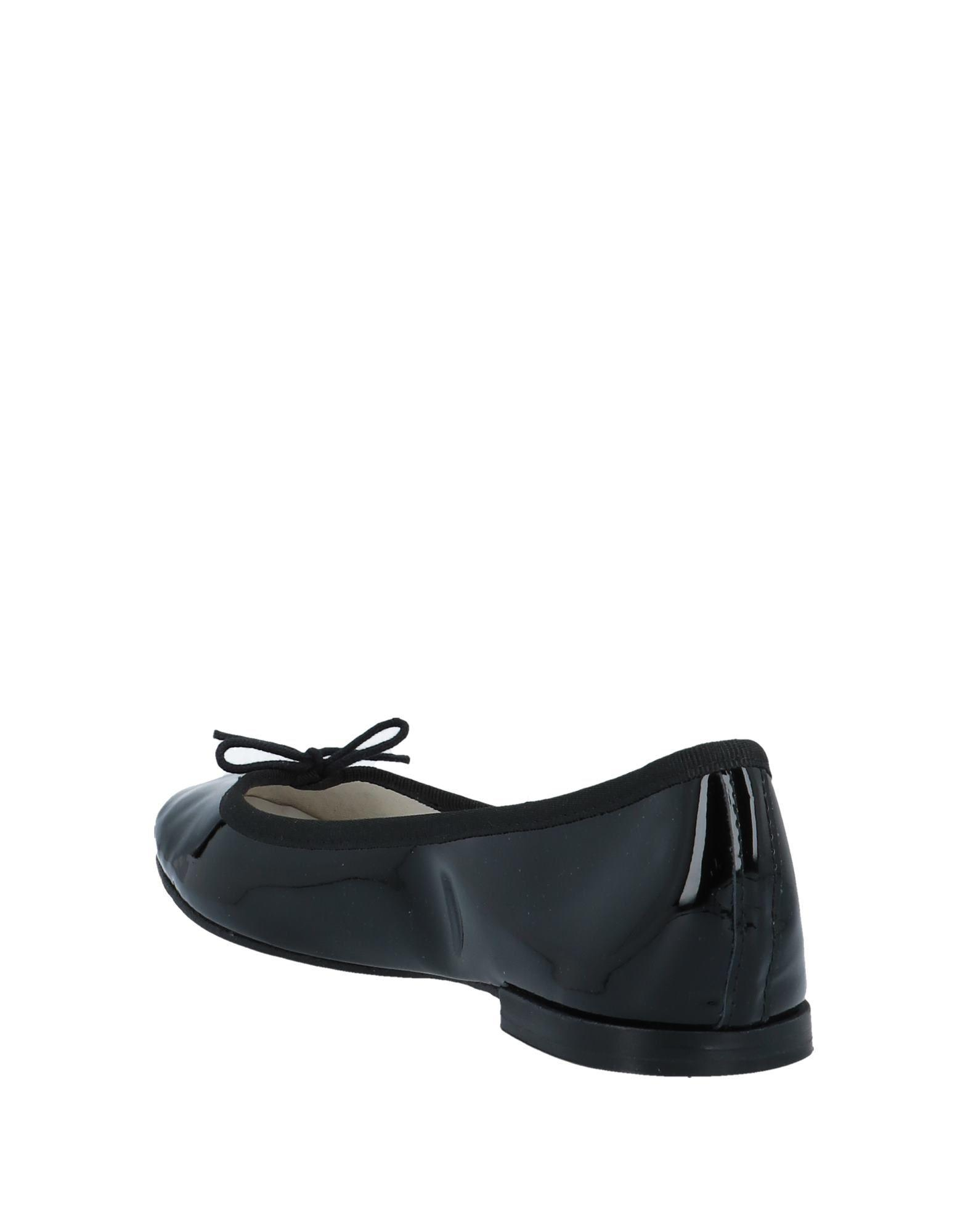 1f187187a2cd Lyst - Repetto Ballet Flats in Black