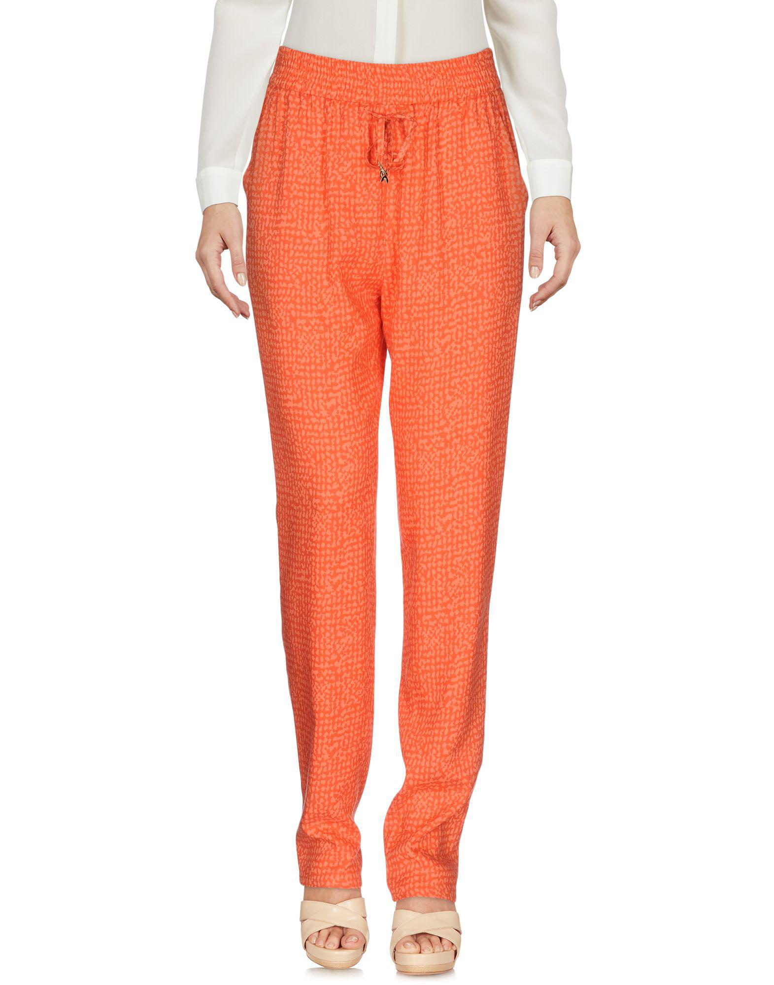 4365b1c0d3e70 Lyst - Patrizia Pepe Hose in Orange