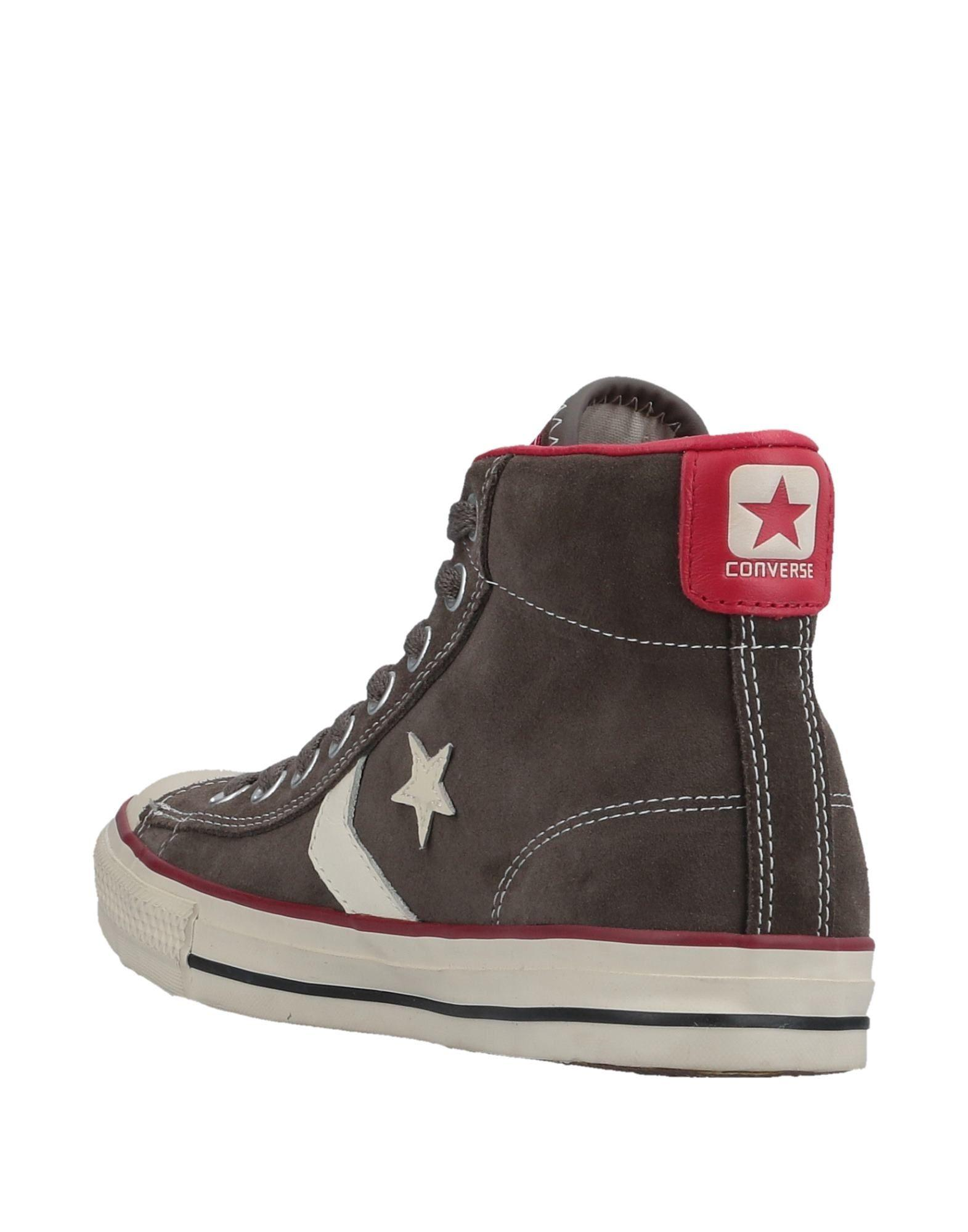 2a7cd4ef80393e Lyst - Converse High-tops   Sneakers in Brown for Men