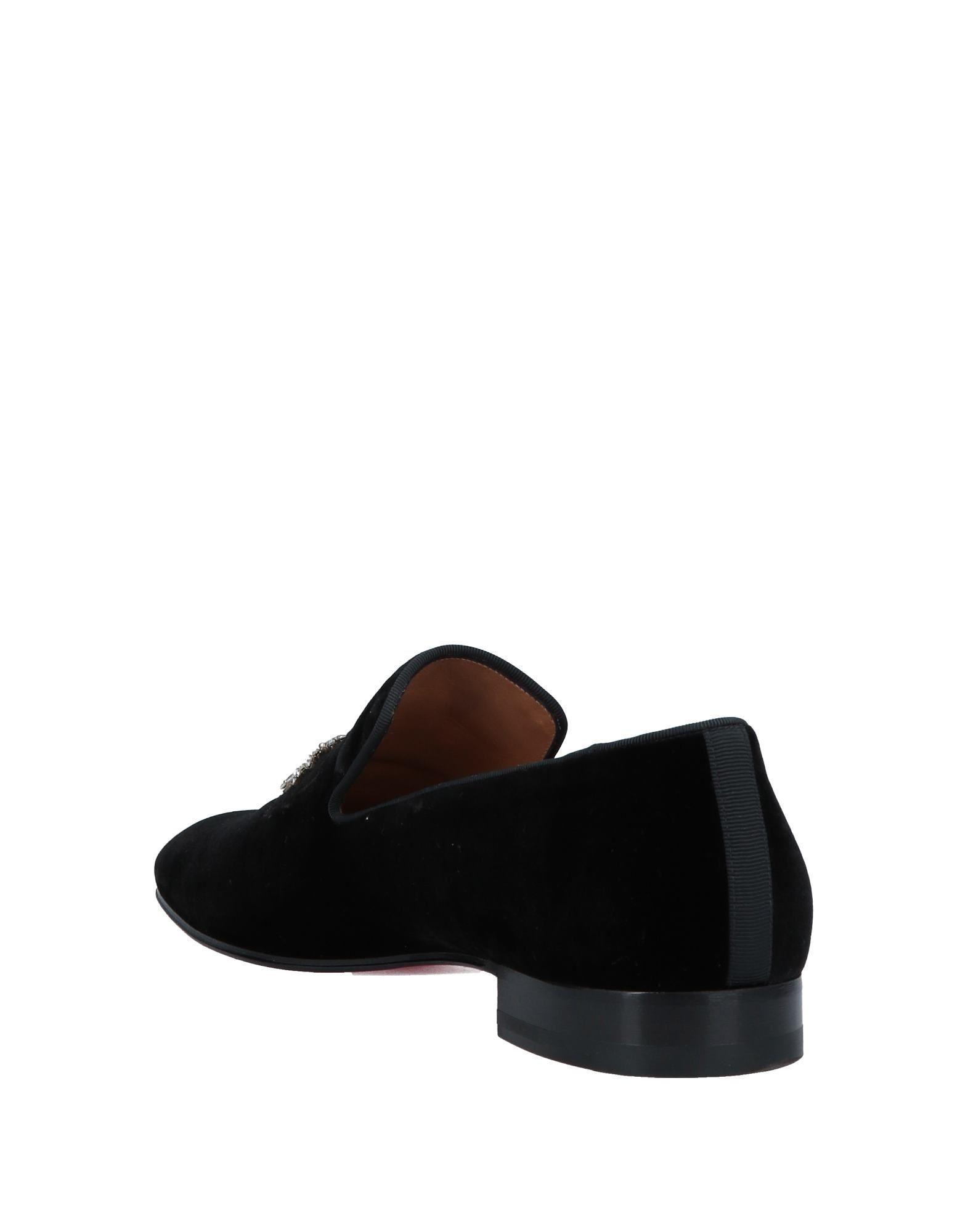 f401318e190 Christian Louboutin Loafer in Black for Men - Lyst
