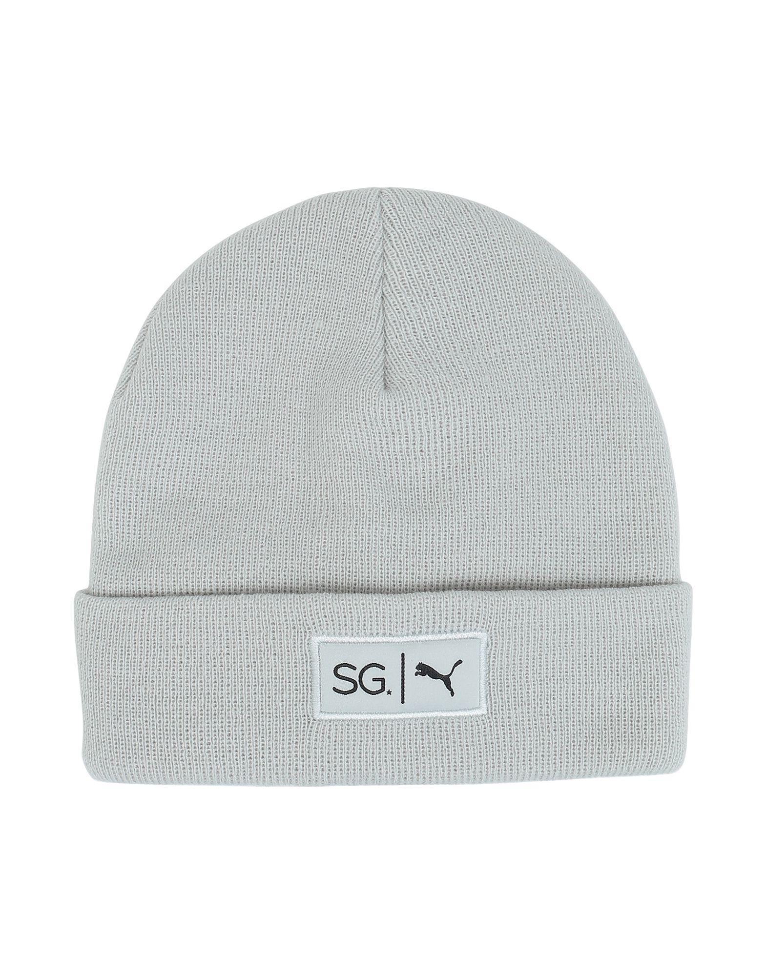 d625a187d8b PUMA Hat in Gray - Lyst