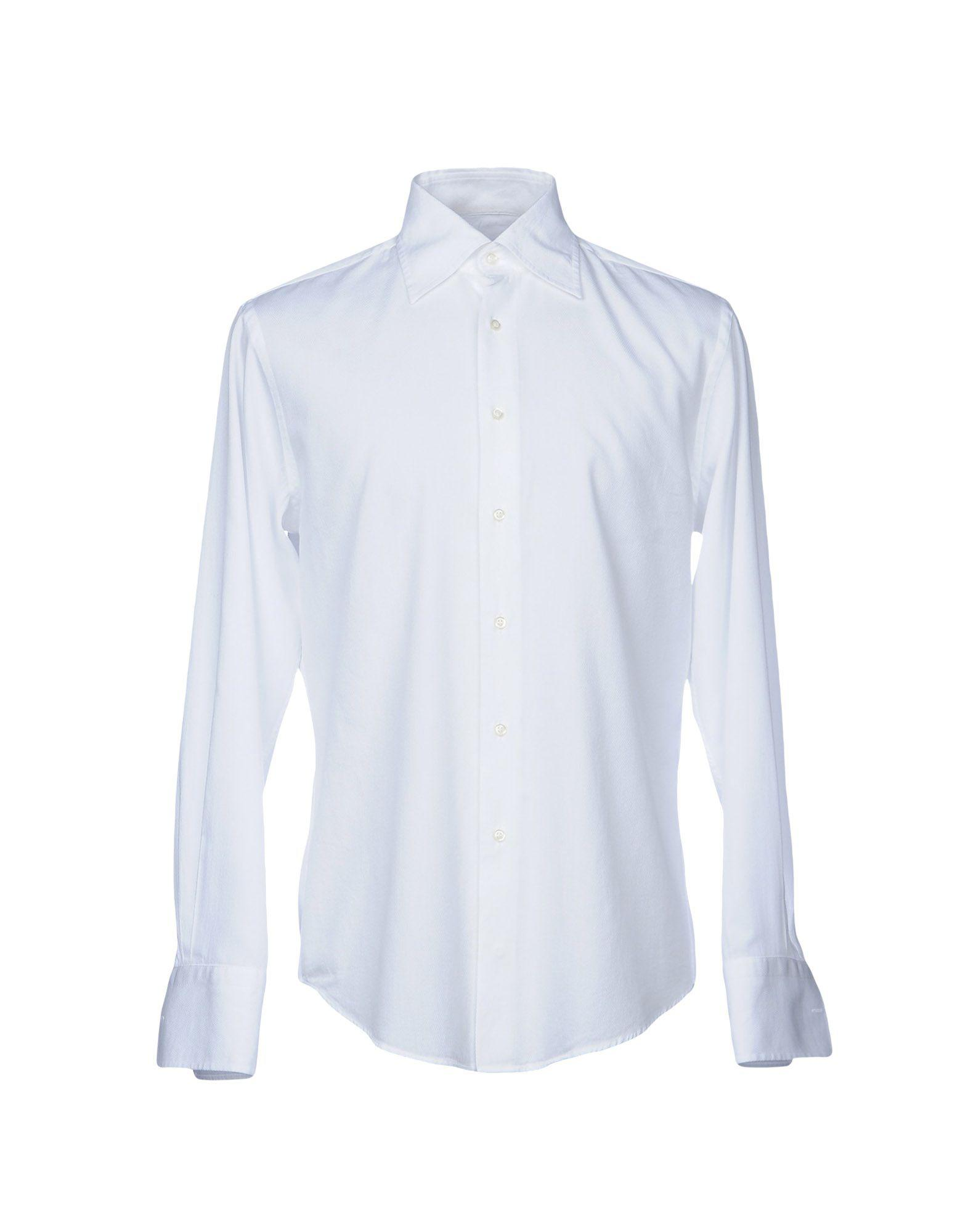 SHIRTS - Shirts Gai Mattiolo Outlet Professional Discount Popular Top Quality Sale Online Ljd5sq96