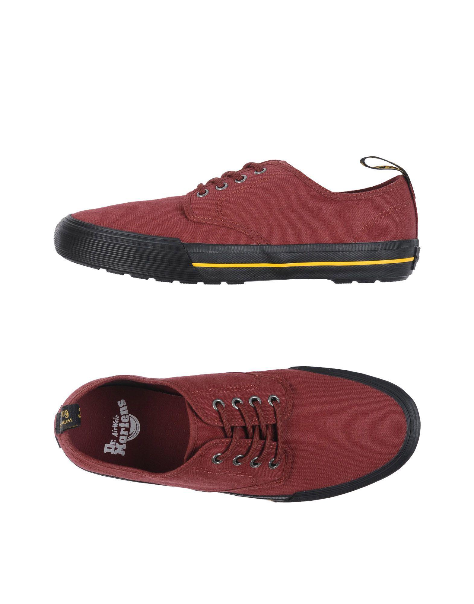 Dr. Dr. Martens Low-tops & Sneakers Martens Bas-tops Et Chaussures De Sport NNtu5Y