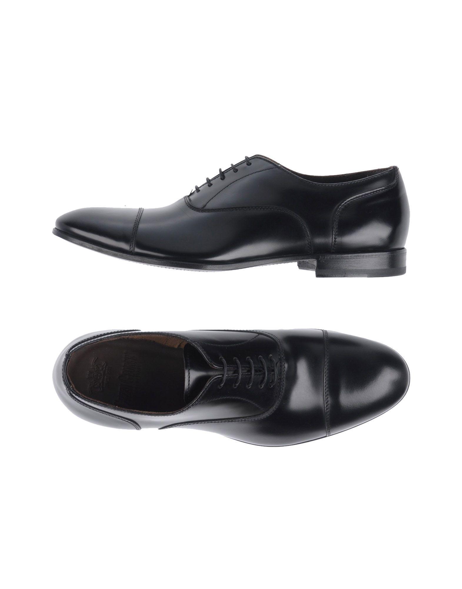 FOOTWEAR - Lace-up shoes Green George lERULXKg