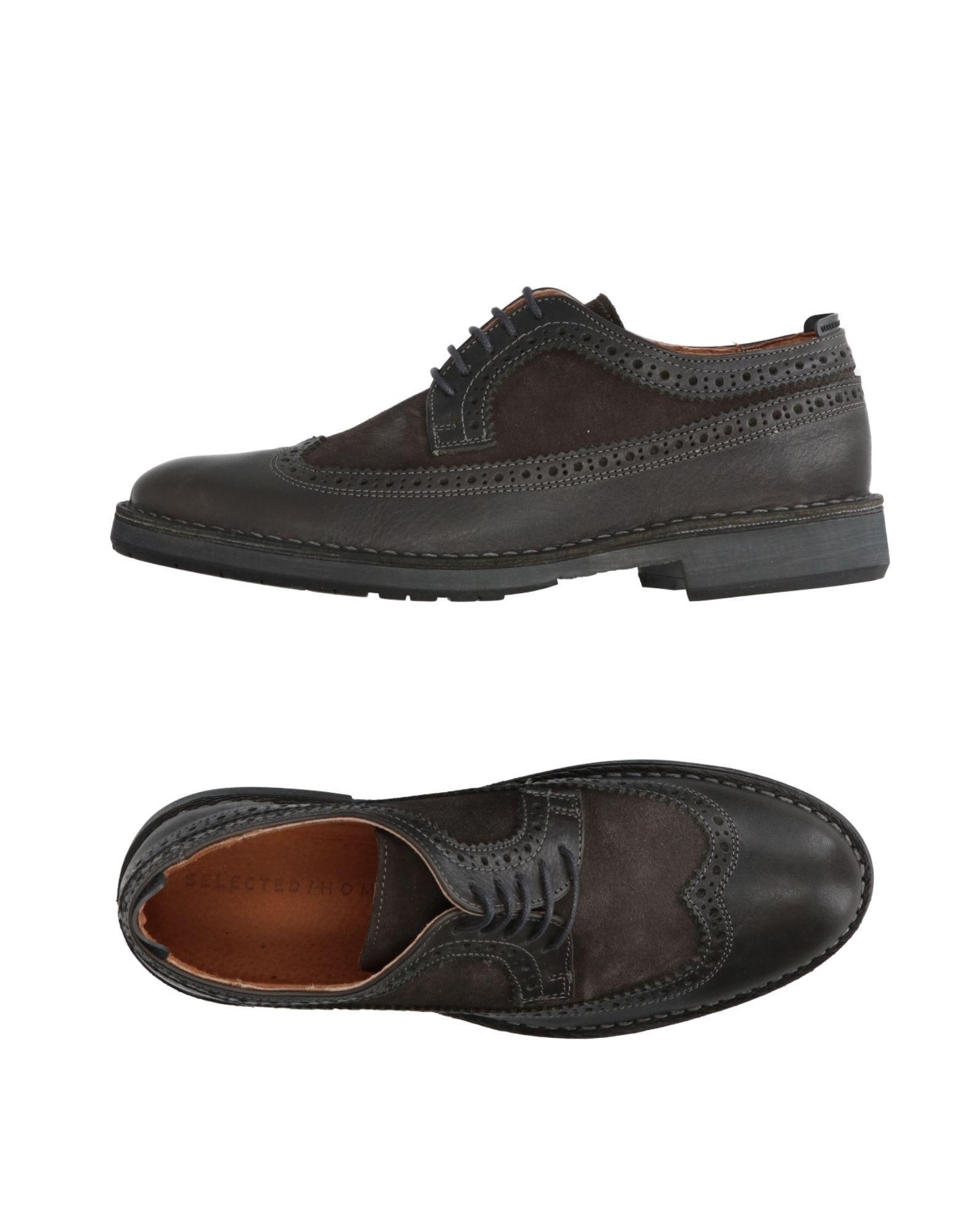Choisi Chaussure À Lacets 7sXCrY8