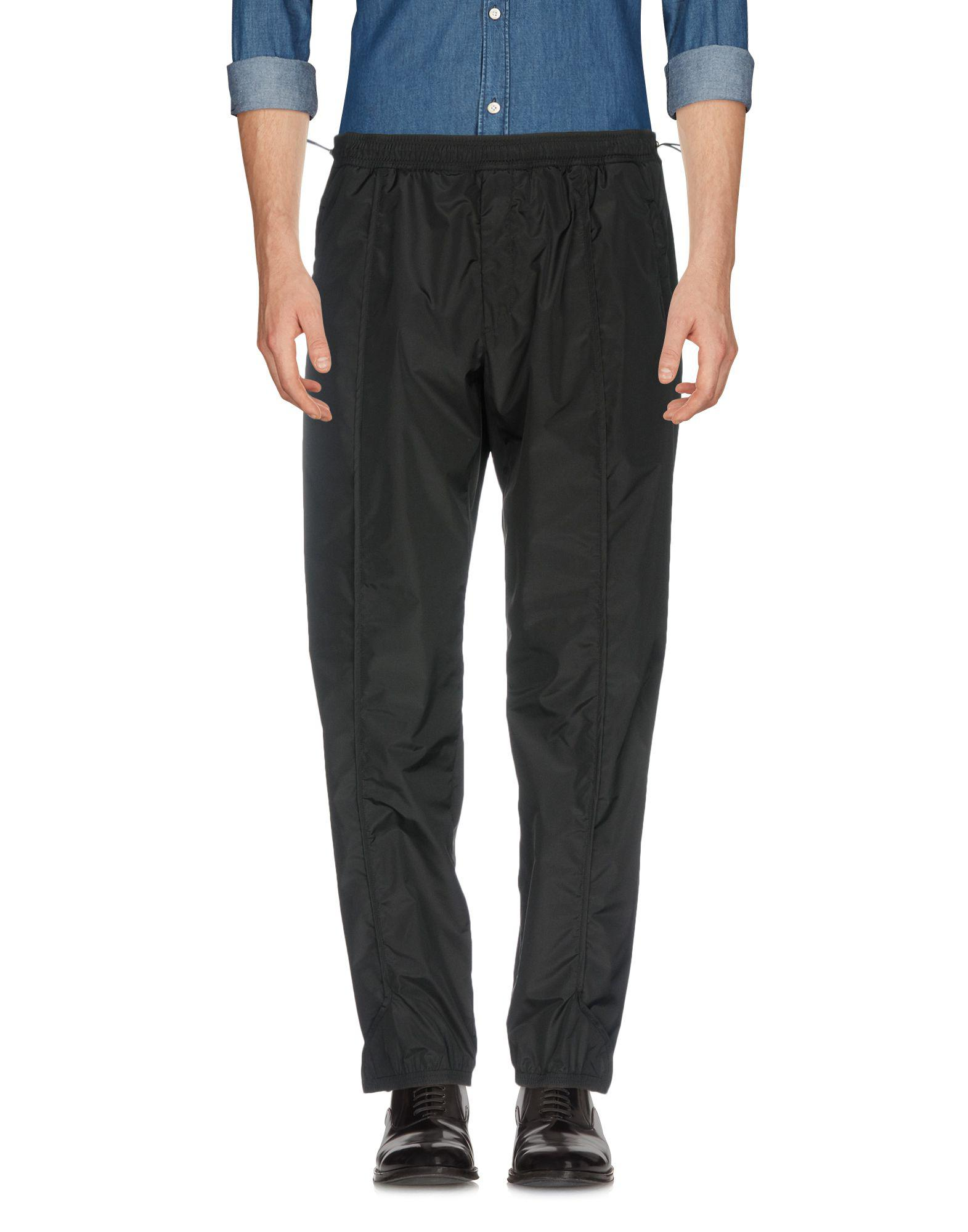 e4d947089d0e Lyst - Pantalon Versace pour homme en coloris Noir