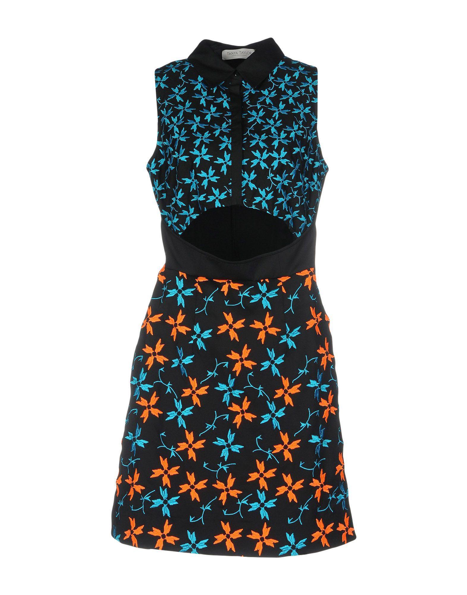 DRESSES - Short dresses Tanya Taylor For Sale Online Store ZettNdyt1