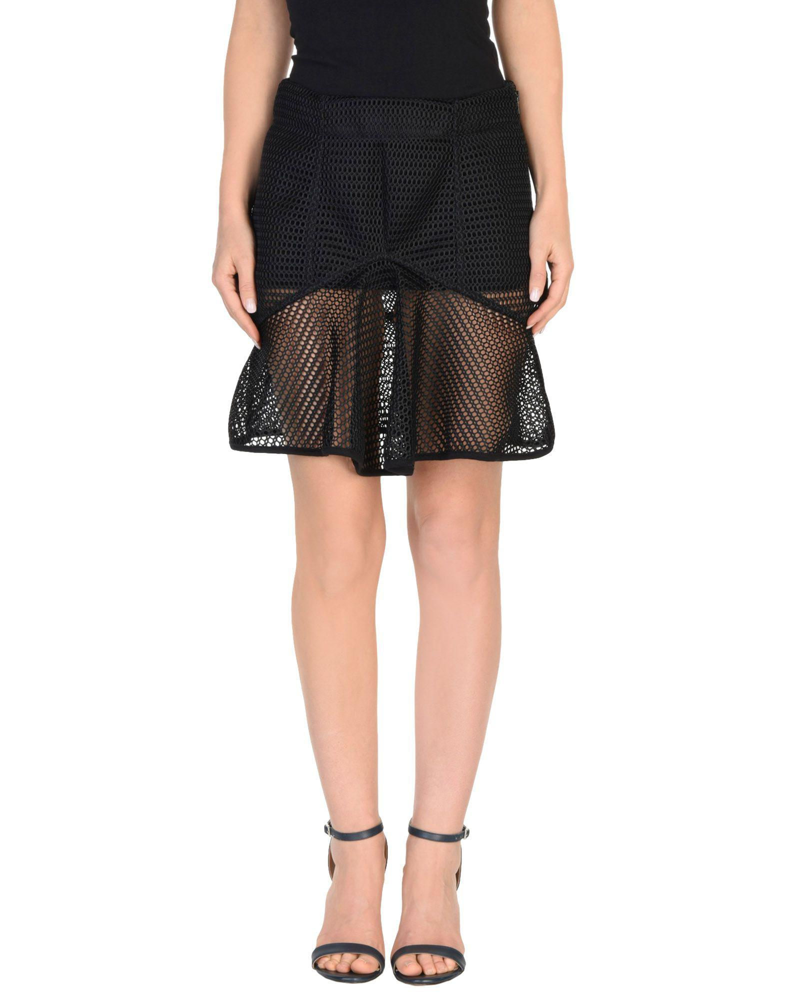 Sale Really Clearance From China SKIRTS - Mini skirts KTZ Prices Cheap Price Shop Cheap Price dChdL
