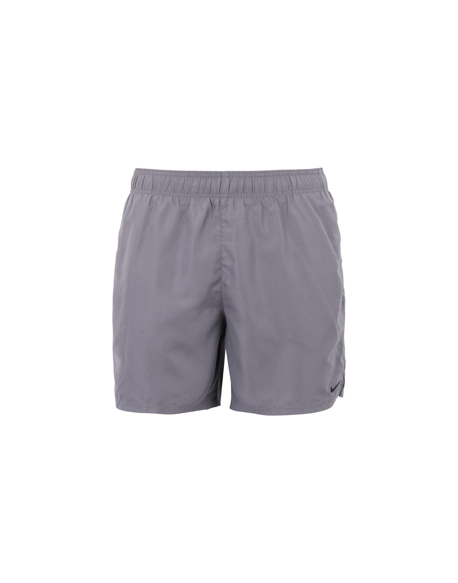 06490b8399 Lyst - Nike Swim Trunks in Gray for Men