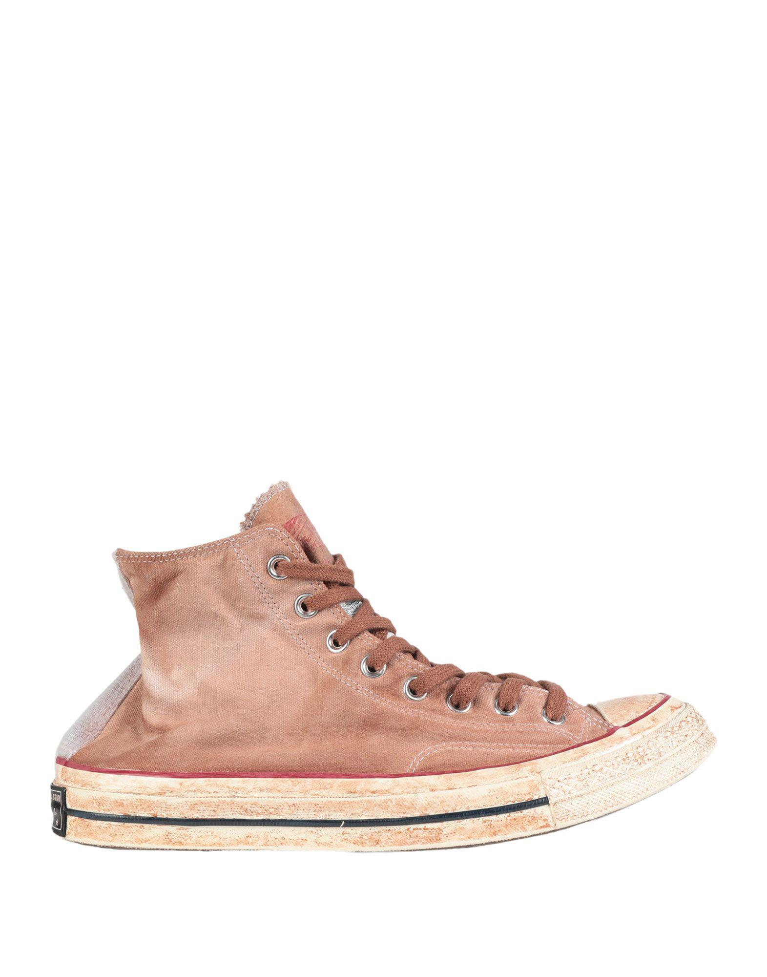 e50cc47723212d Converse High-tops   Sneakers in Brown for Men - Lyst
