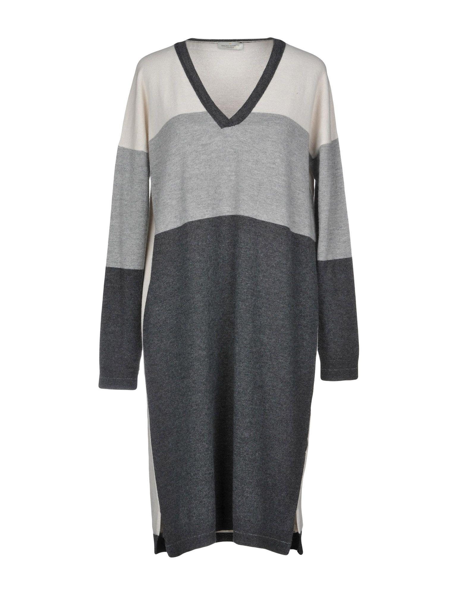 DRESSES - Knee-length dresses Bruno Manetti Clearance Marketable Buy Online Cheap tLYBQ