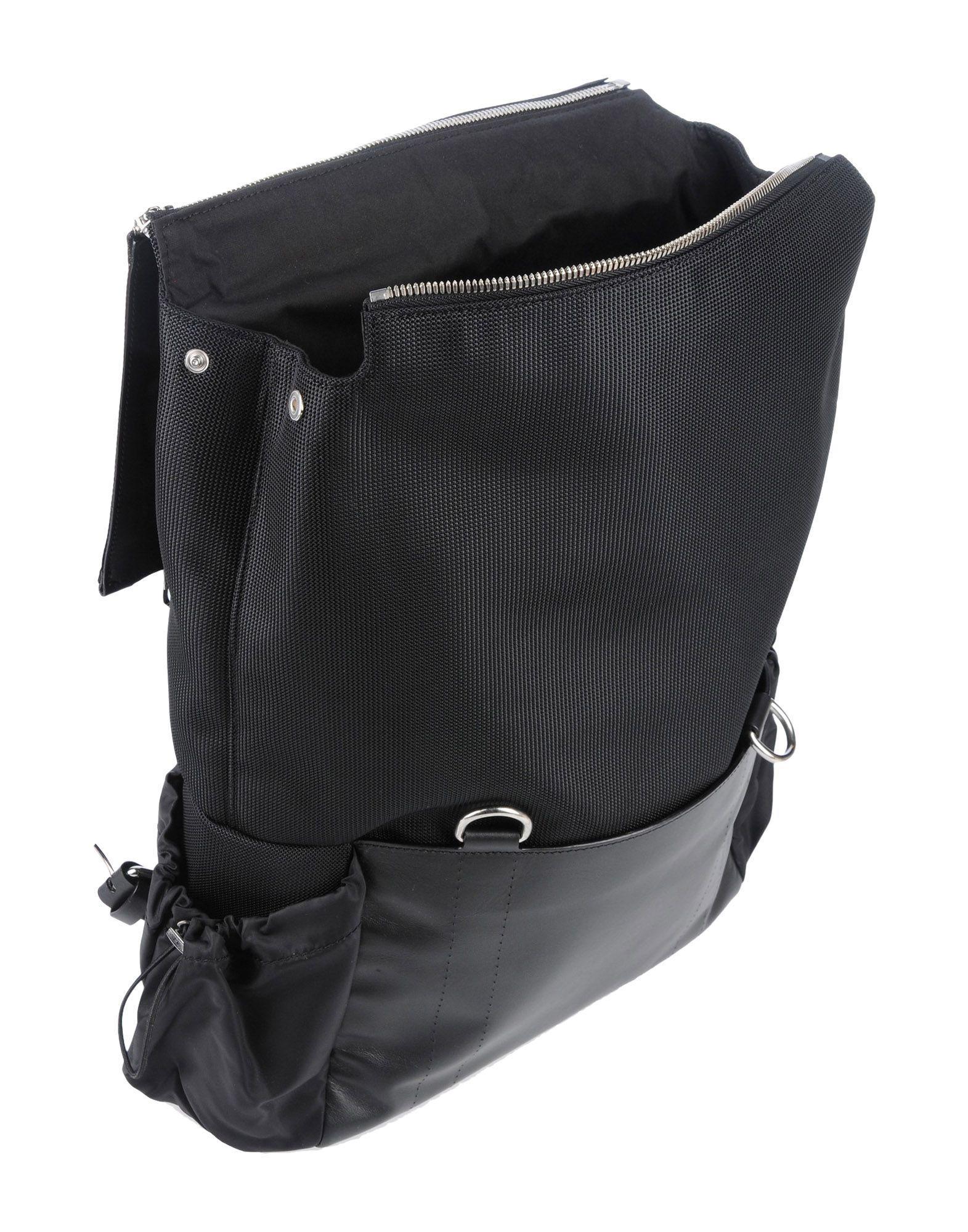 Men Lyst Backpacks For In amp; Bum Maison Bags Black Margiela FwpvqzwnS