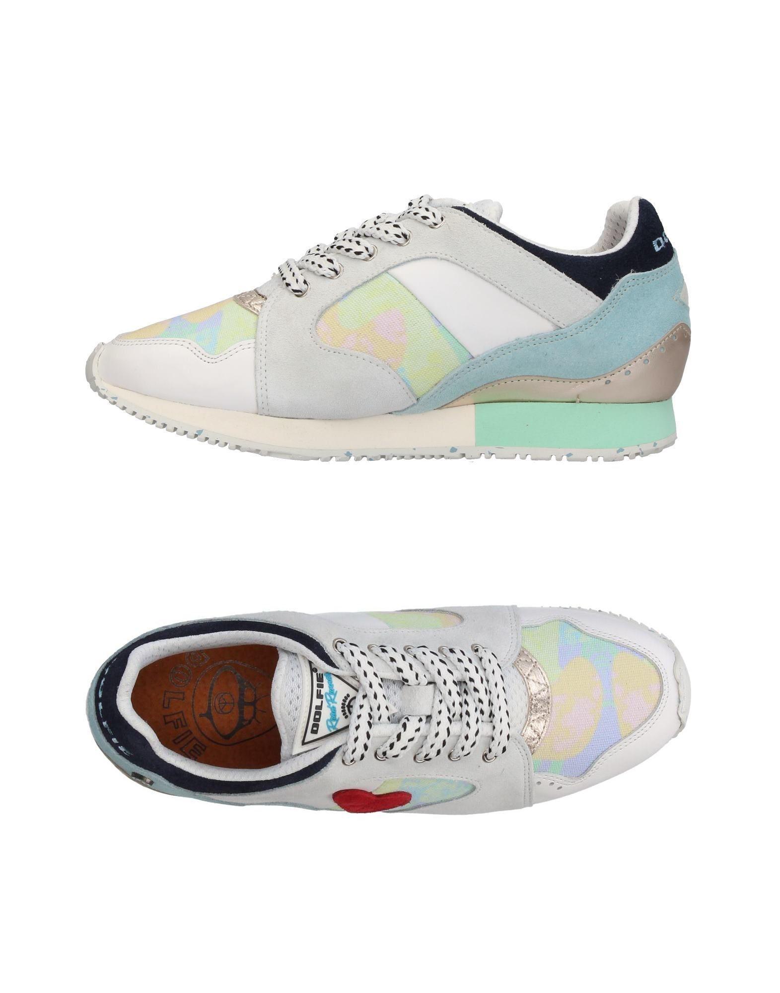 FOOTWEAR - Low-tops & sneakers Dolfie Looking For For Sale Cheap Price Pre Order jCSi7aLq2T