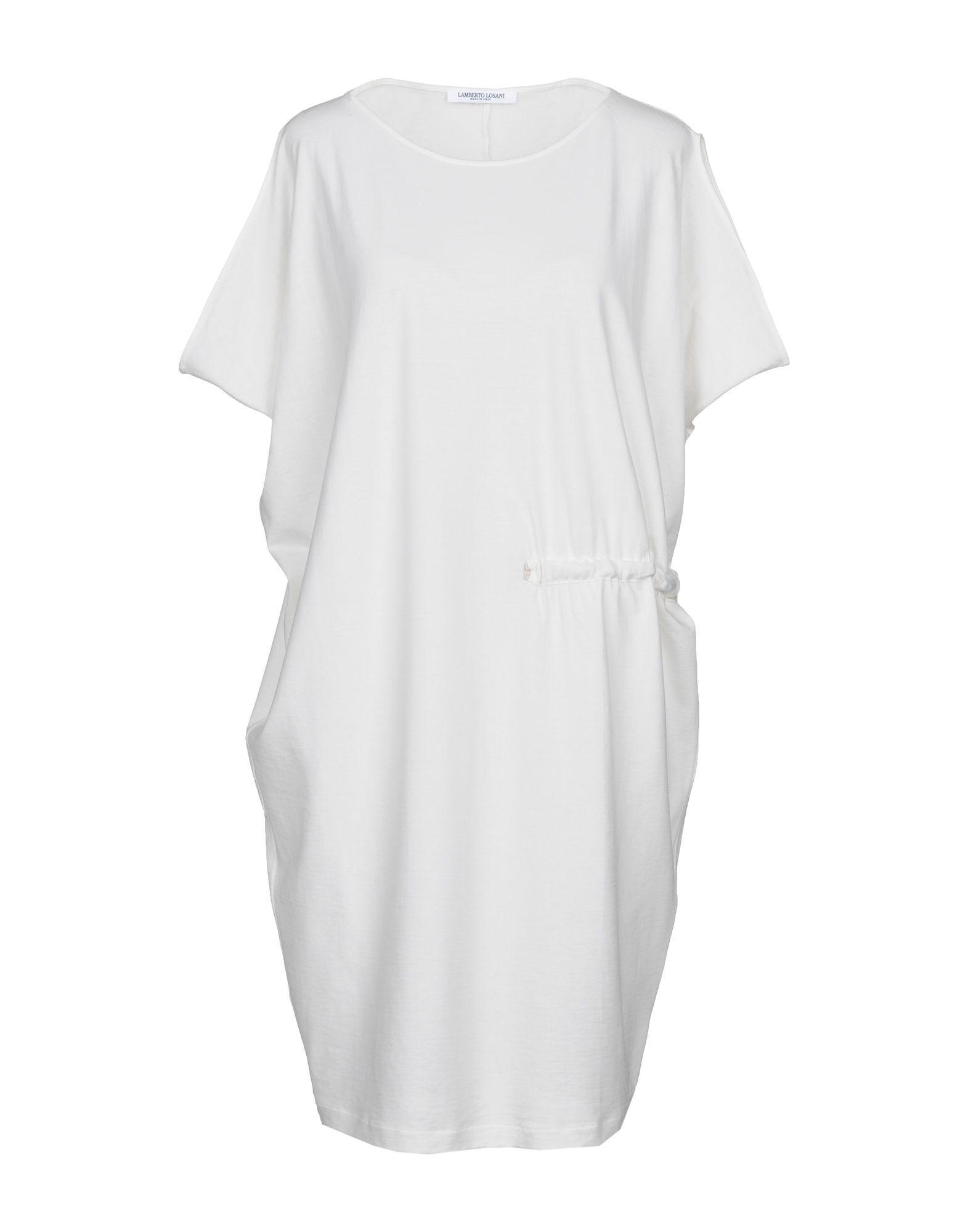 DRESSES - Short dresses Lamberto Losani P6yym7pG2i