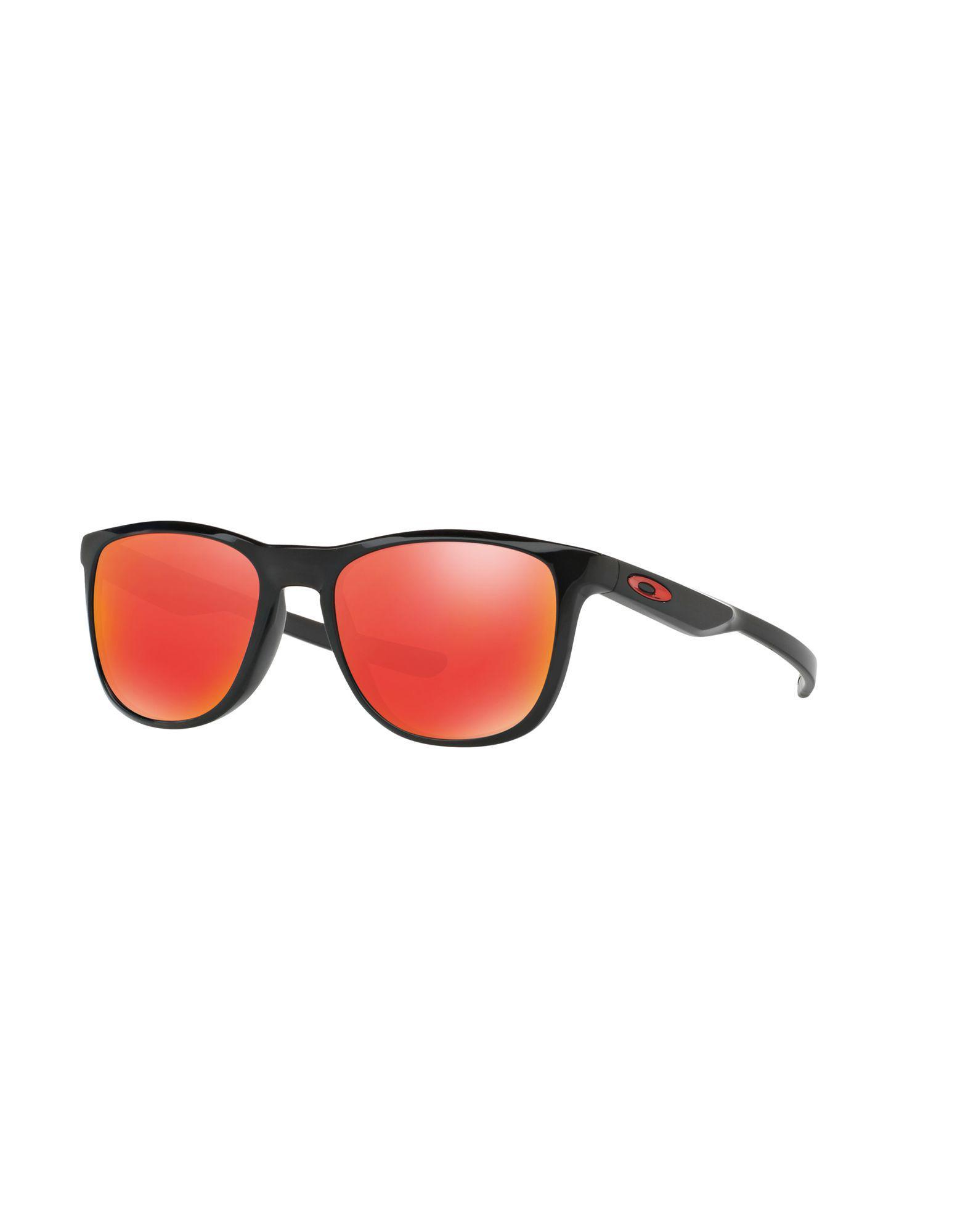 0fb6f61889 Oakley - Black Gafas de sol for Men - Lyst. Ver en pantalla completa