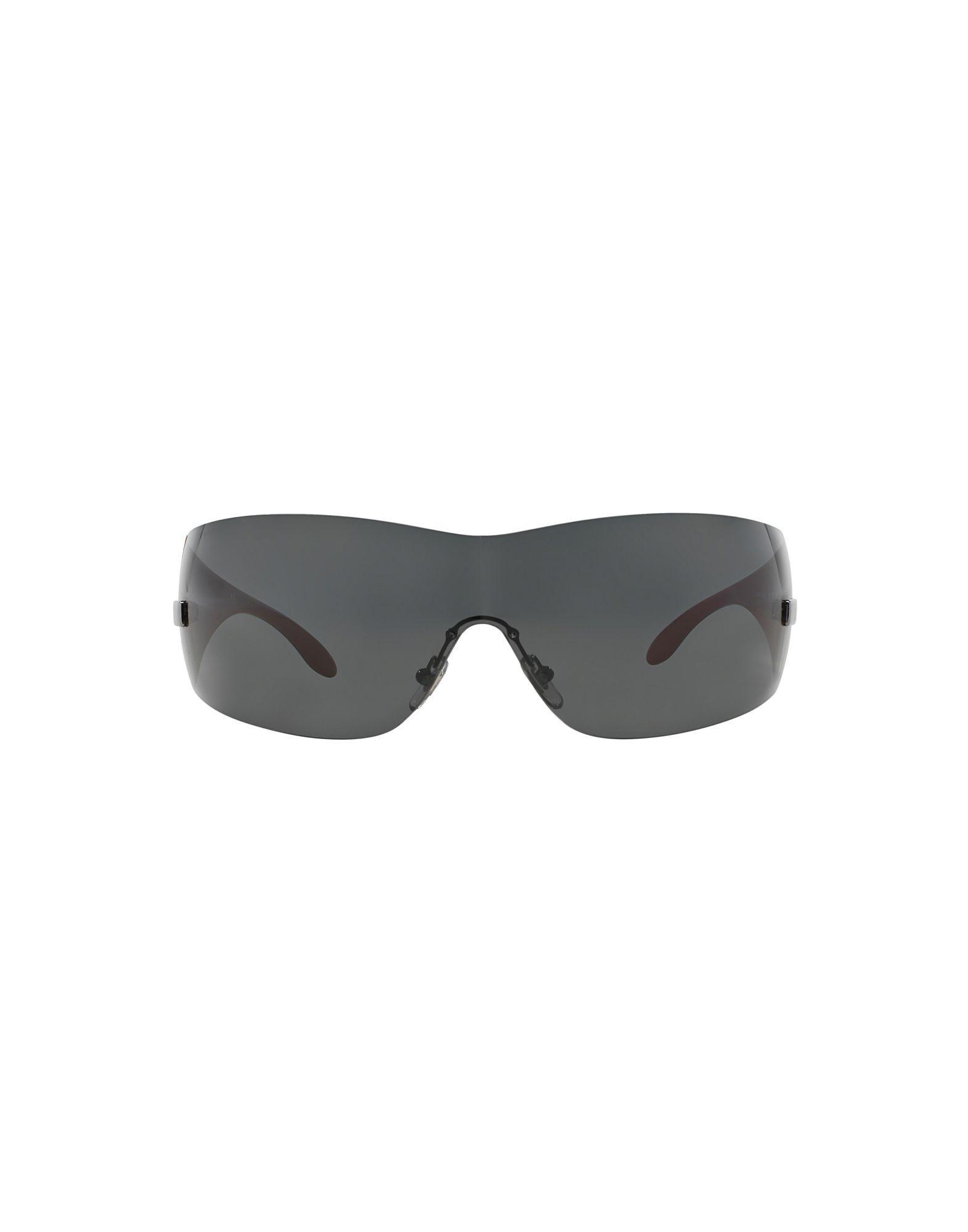 2dc883e6d717 Versace Sunglasses in Black - Lyst