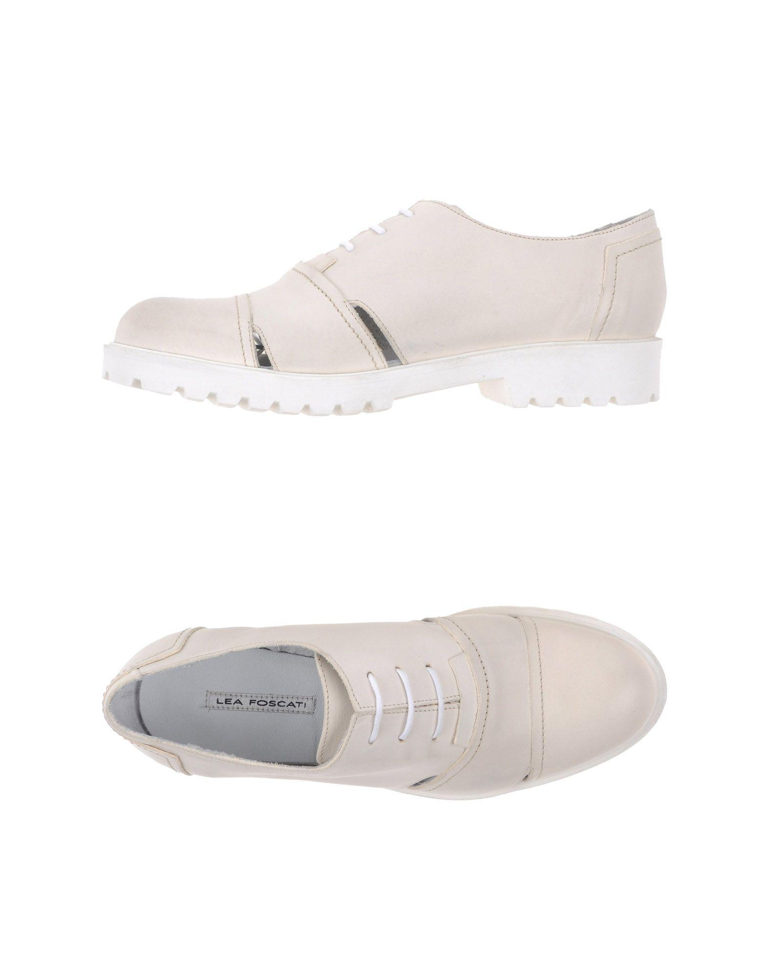 LEA FOSCATI Laced shoes outlet popular outlet visit new free shipping professional free shipping cost YrozJ