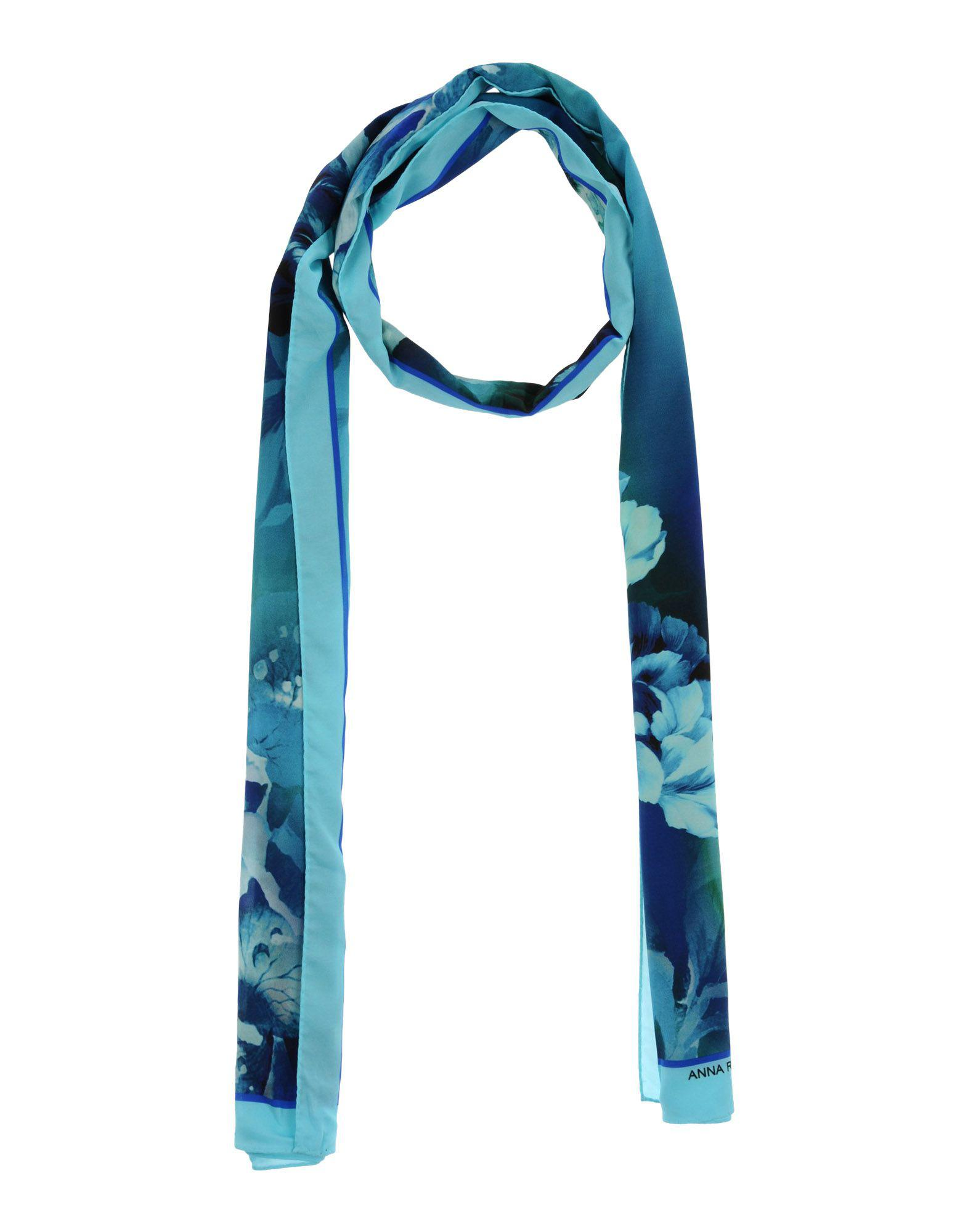 Free Shipping 100% Original ACCESSORIES - Oblong scarves Anna Rachele Cheap Sale Classic CpWNidAm7