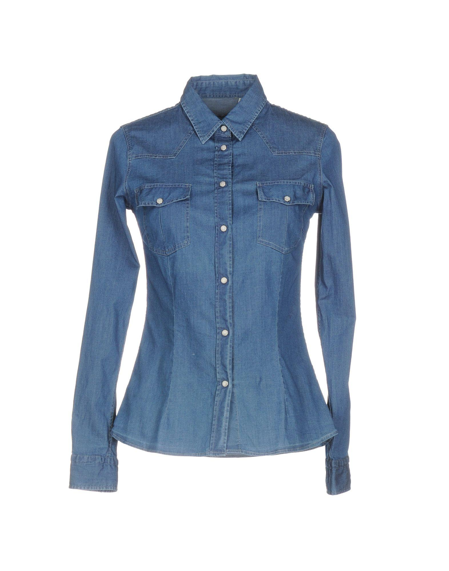 DENIM - Denim shirts Camicettasnob Cheap Sale Finishline Discount Cheap Sale For Nice xybh1