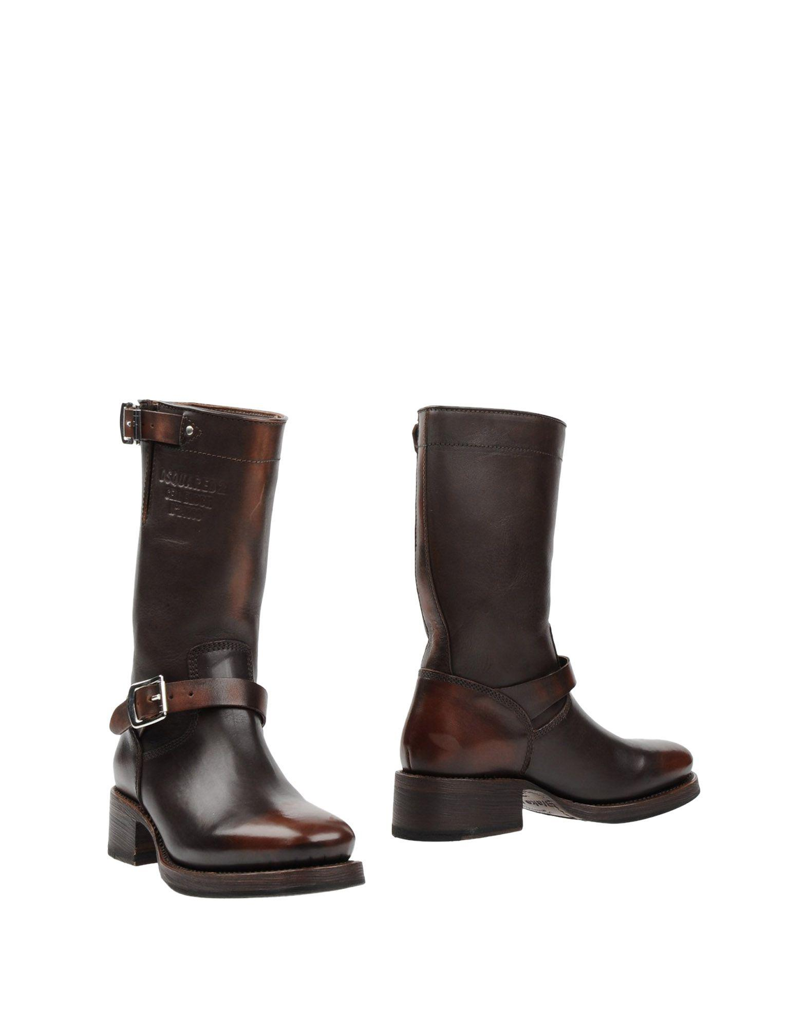 22bf78859fba24 DSquared² - Brown Boots for Men - Lyst. View fullscreen