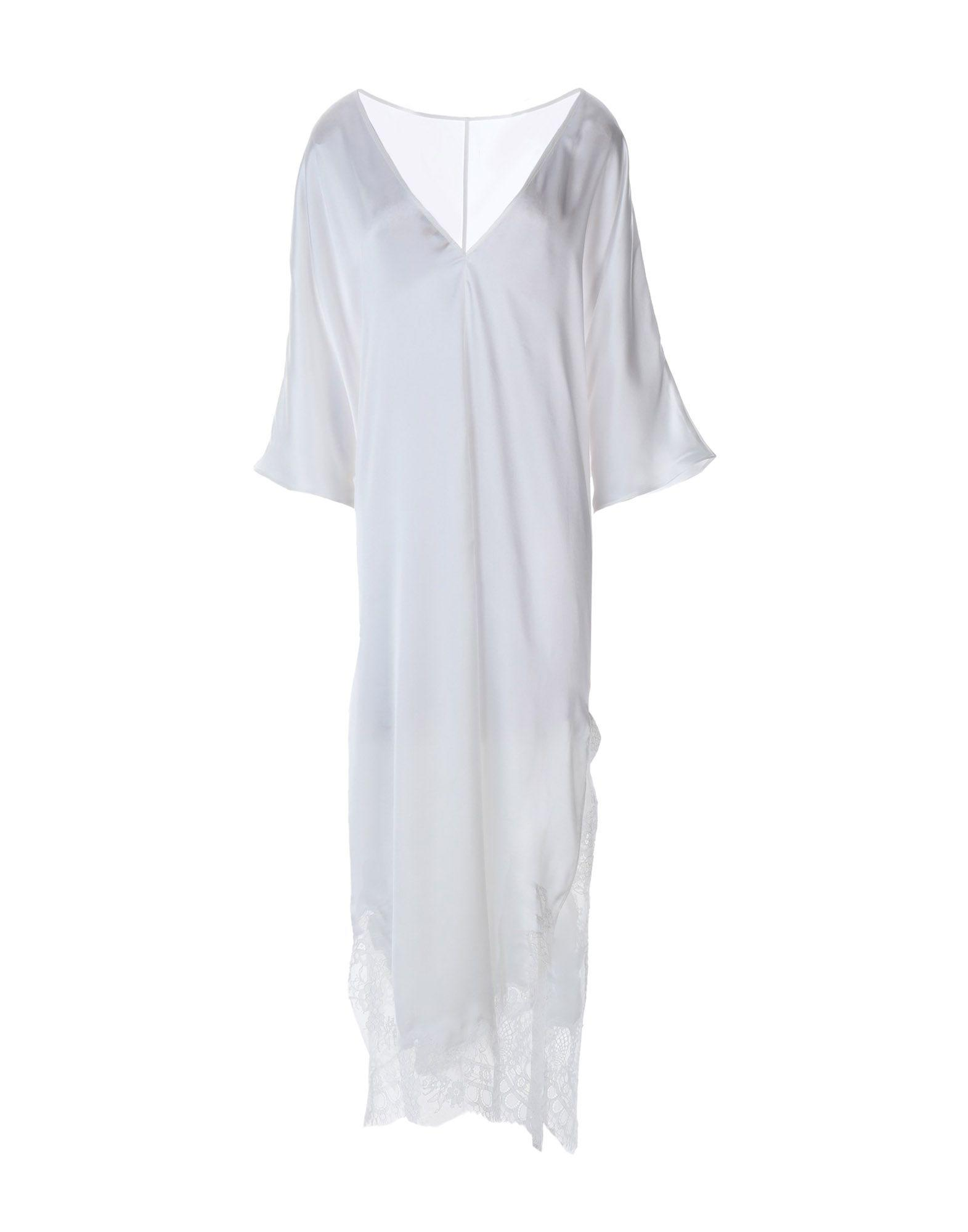 Lyst - Ermanno Scervino Nightgowns in White