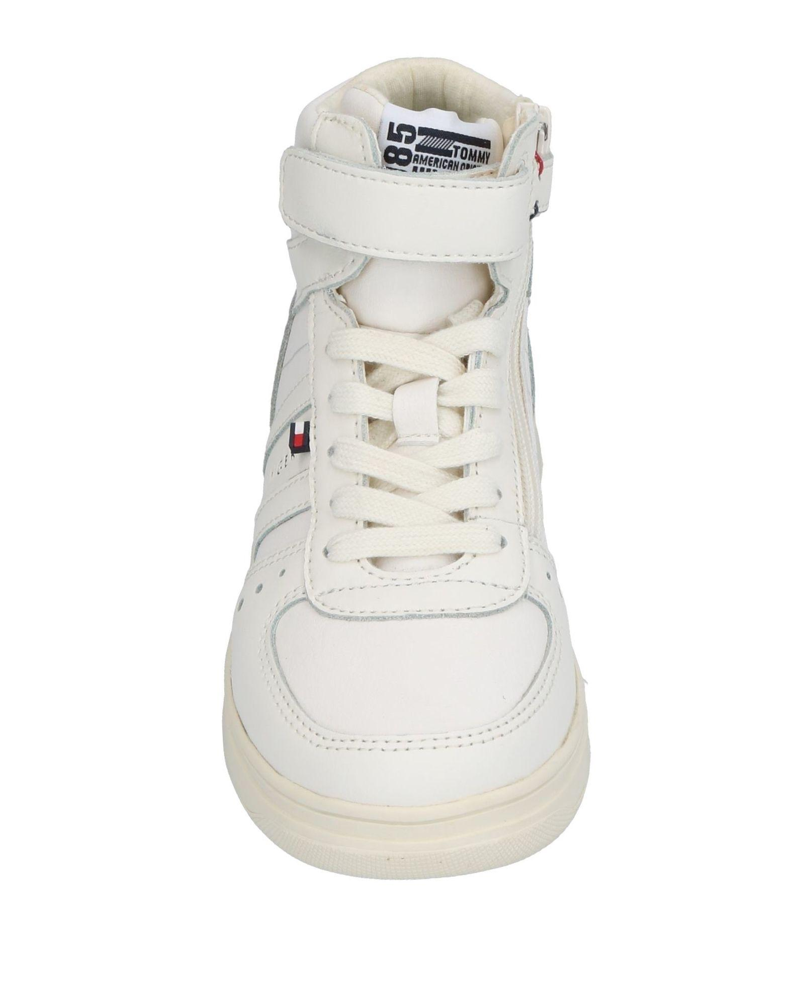 184a77c9 Lyst - Tommy Hilfiger High-tops & Sneakers in White for Men