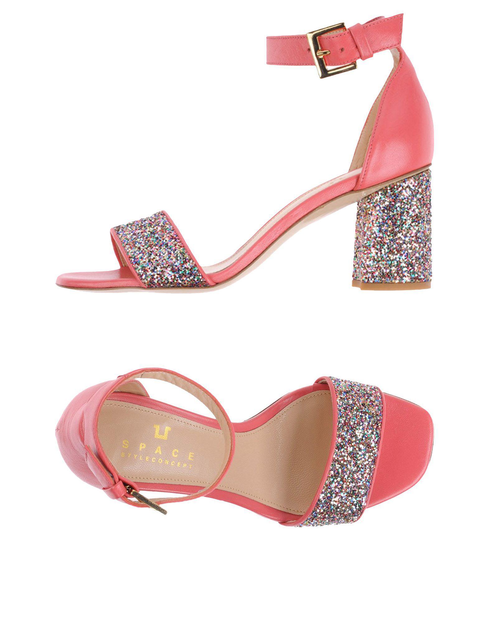 Chaussures - Sandales Concept De Style Espace x8128j